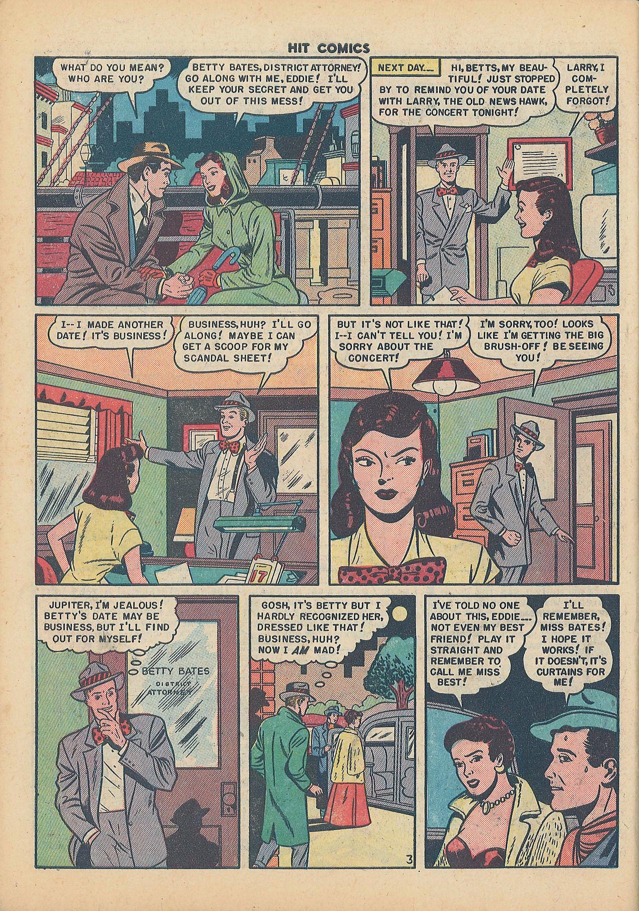 Read online Hit Comics comic -  Issue #64 - 30