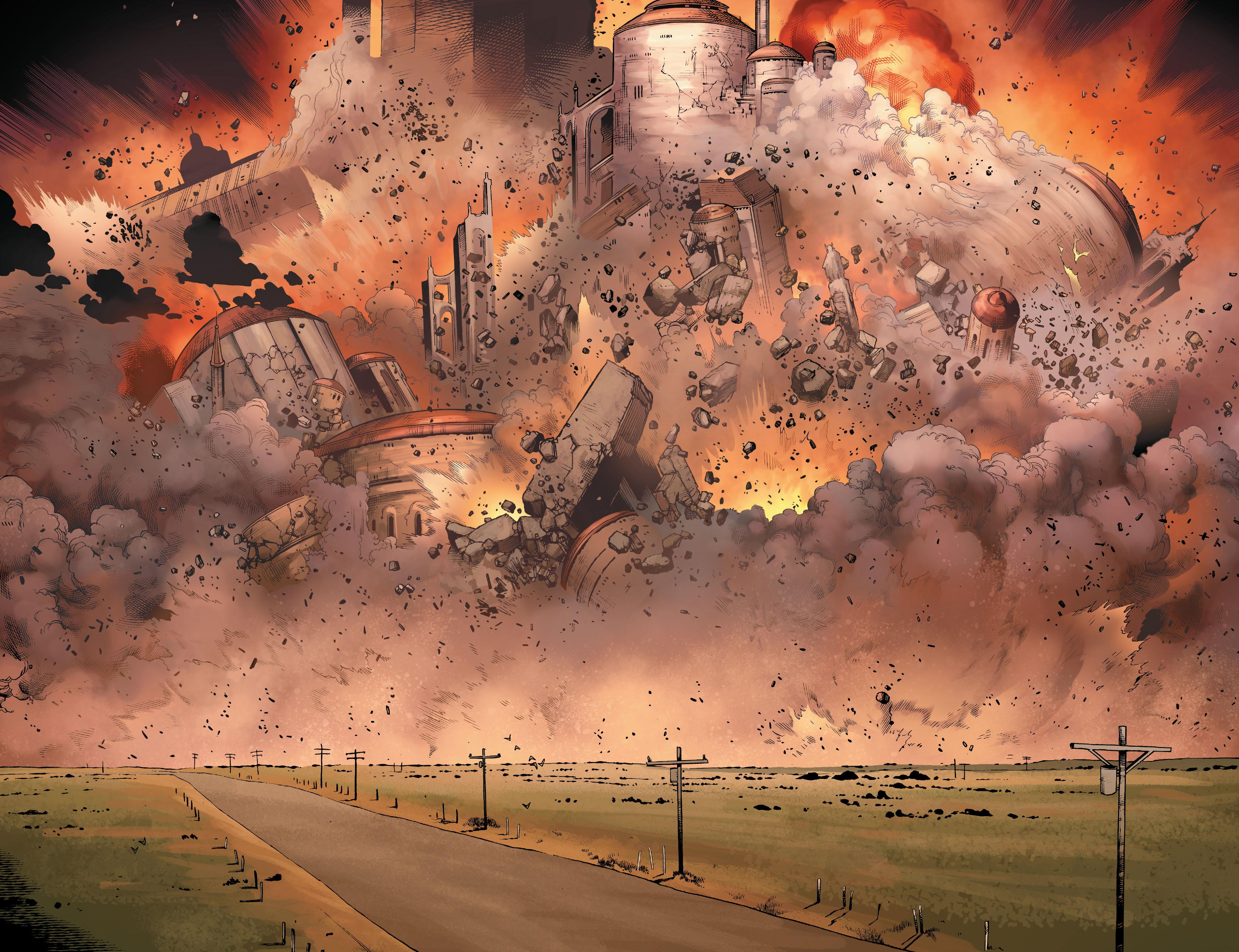 Read online Siege (2010) comic -  Issue #3 - 18