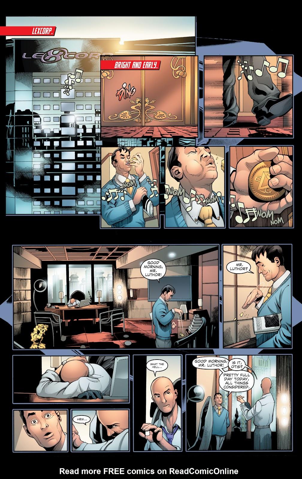 Read online Smallville Season 11 [II] comic -  Issue # TPB 2 - 17