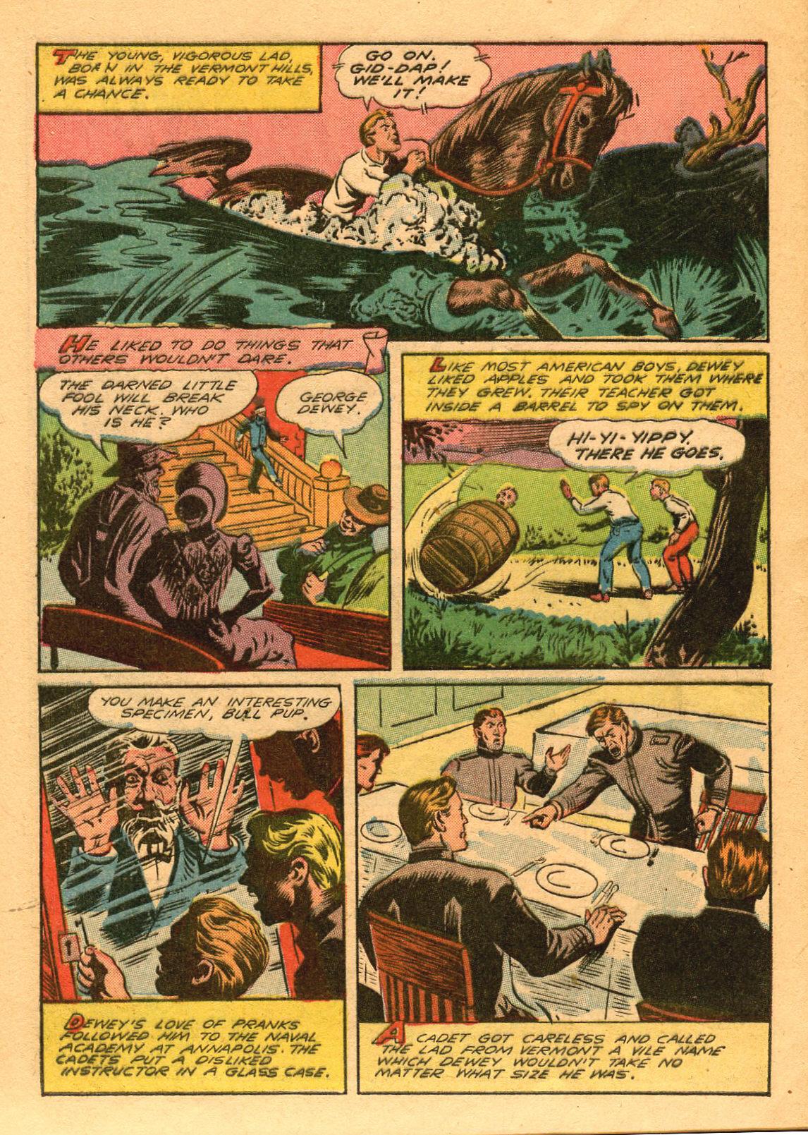 Read online Shadow Comics comic -  Issue #53 - 43