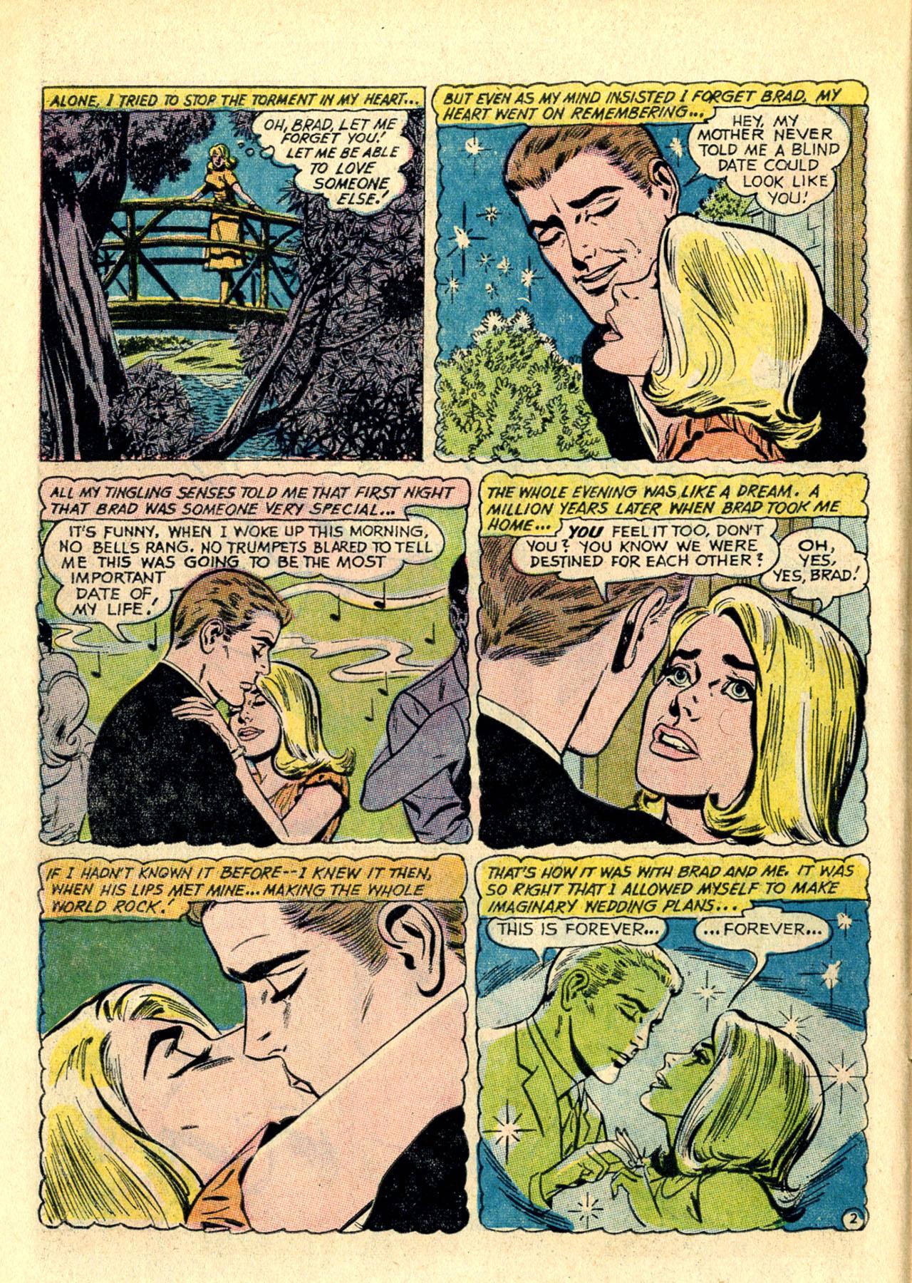 Read online Secret Hearts comic -  Issue #118 - 10