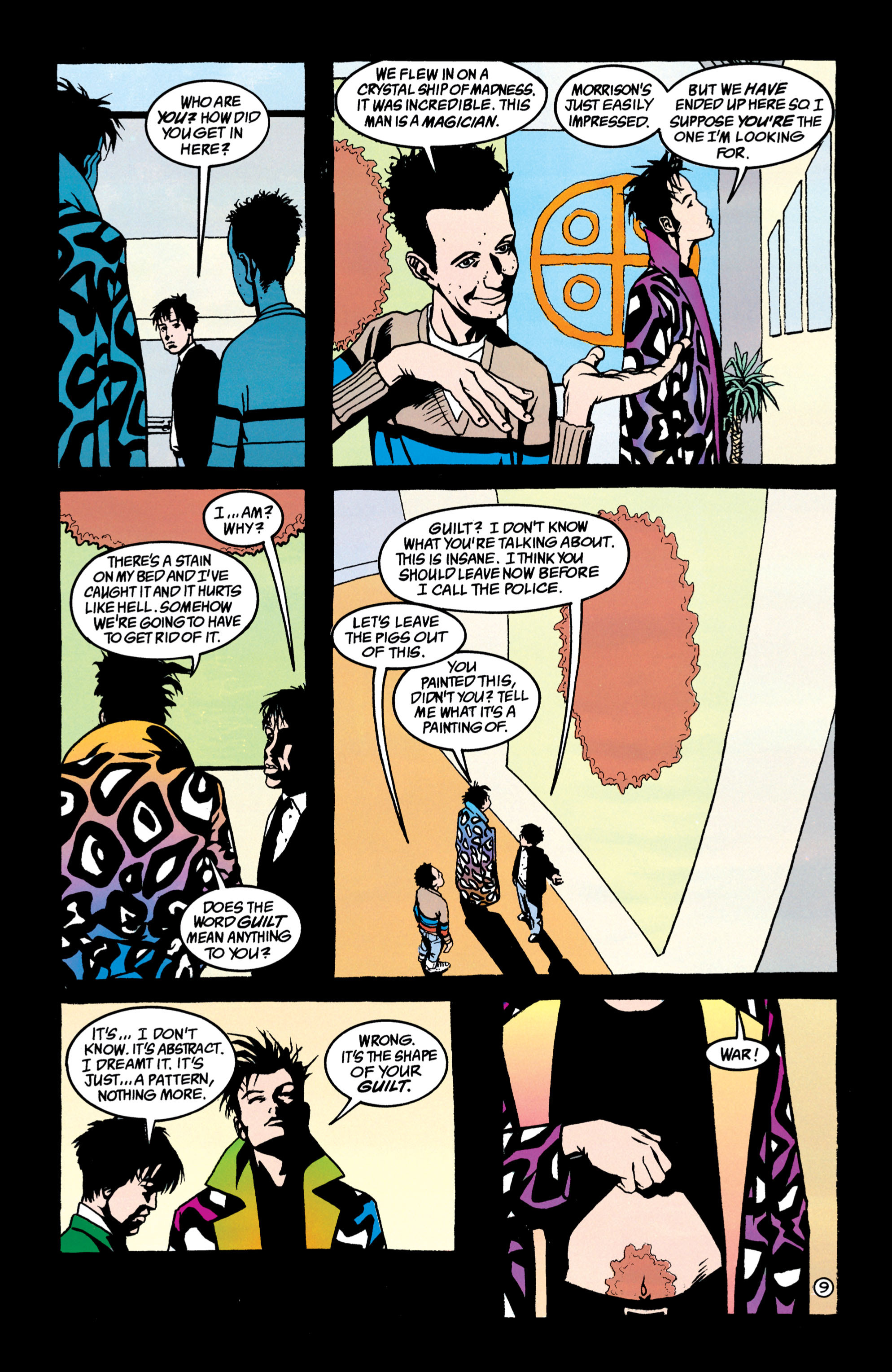 Read online Shade, the Changing Man comic -  Issue #40 - 10