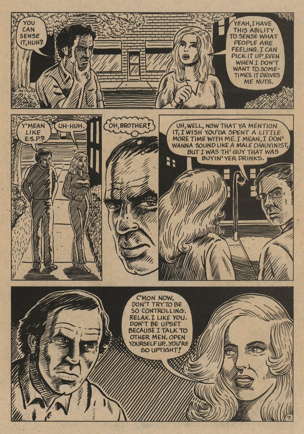 American Splendor (1976) issue 6 - Page 10