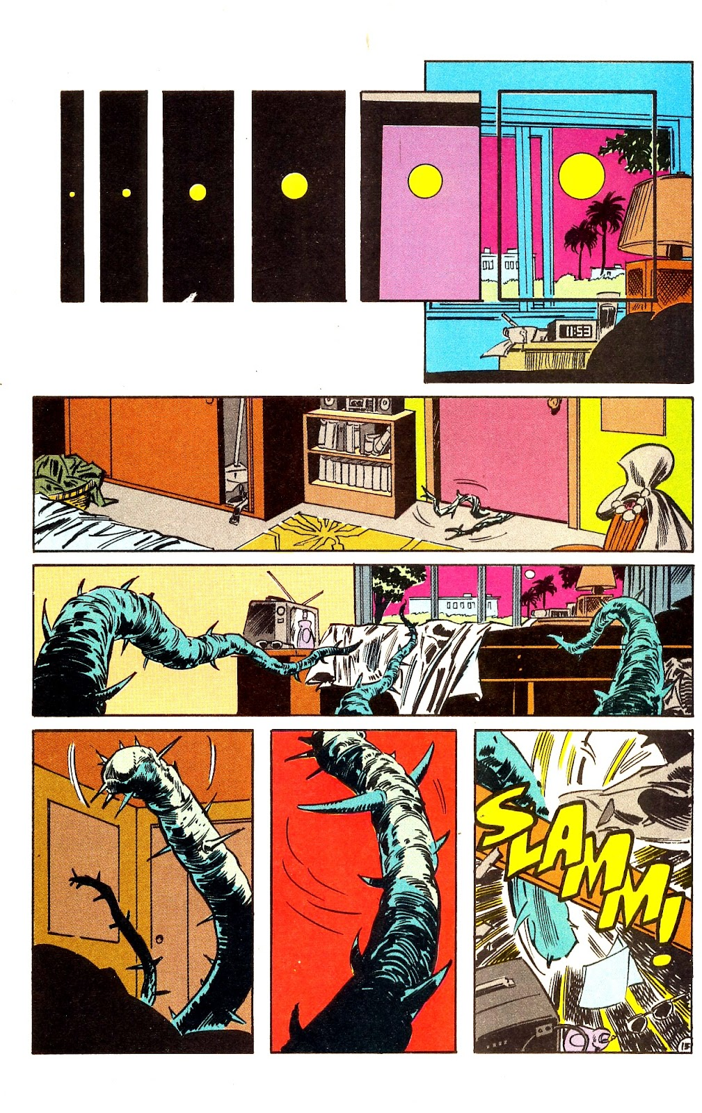 Infinity Inc. (1984) issue Annual 1 - Page 18