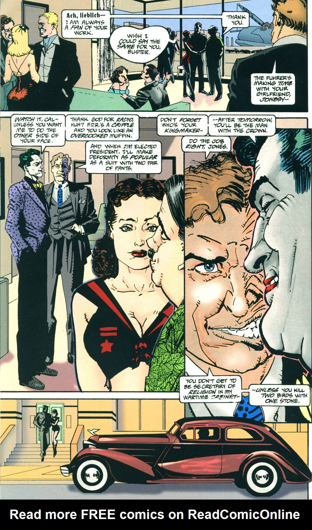 Read online Batman: Dark Allegiances comic -  Issue # Full - 50