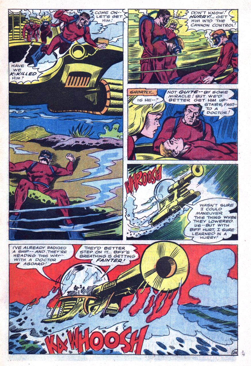 Sea Devils issue 31 - Page 32