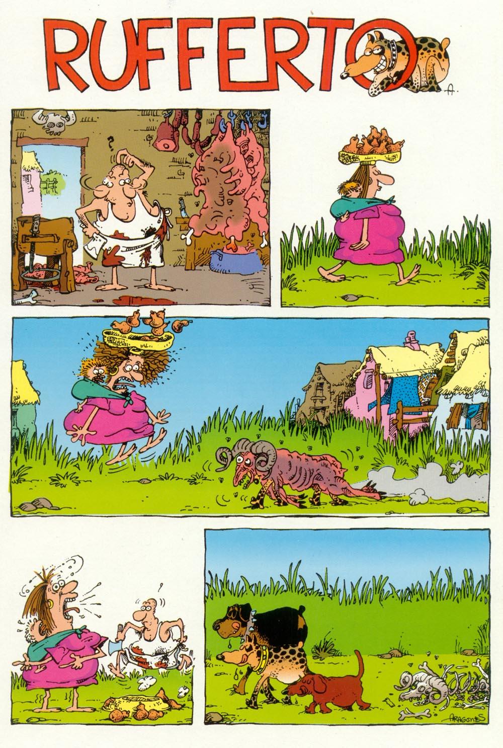 Read online Sergio Aragonés Groo the Wanderer comic -  Issue #111 - 34