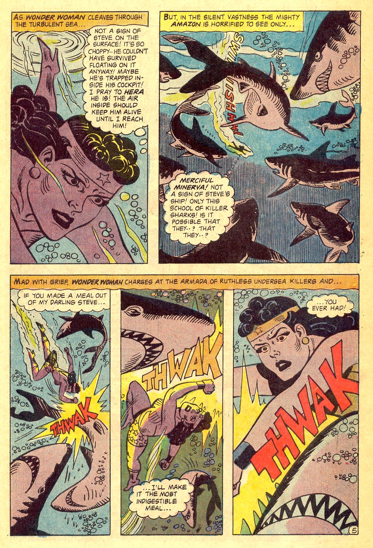 Read online Wonder Woman (1942) comic -  Issue #164 - 7