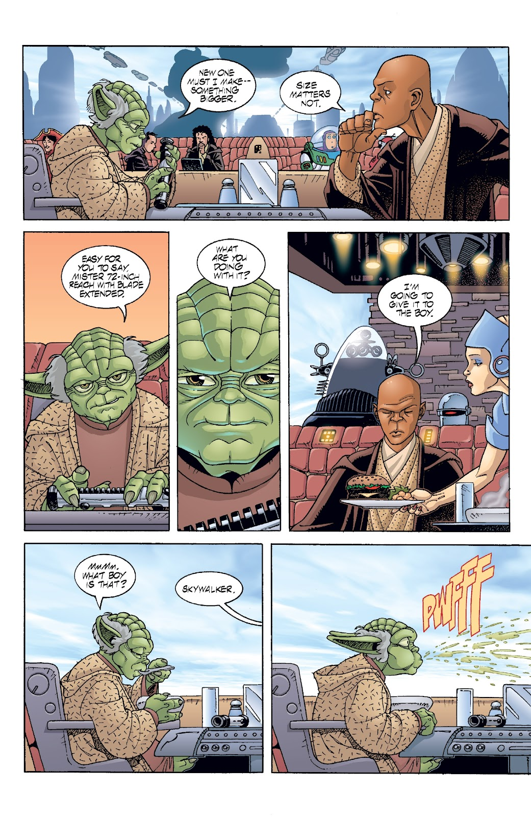 Read online Star Wars Legends: Rise of the Sith - Epic Collection comic -  Issue # TPB 2 (Part 5) - 70