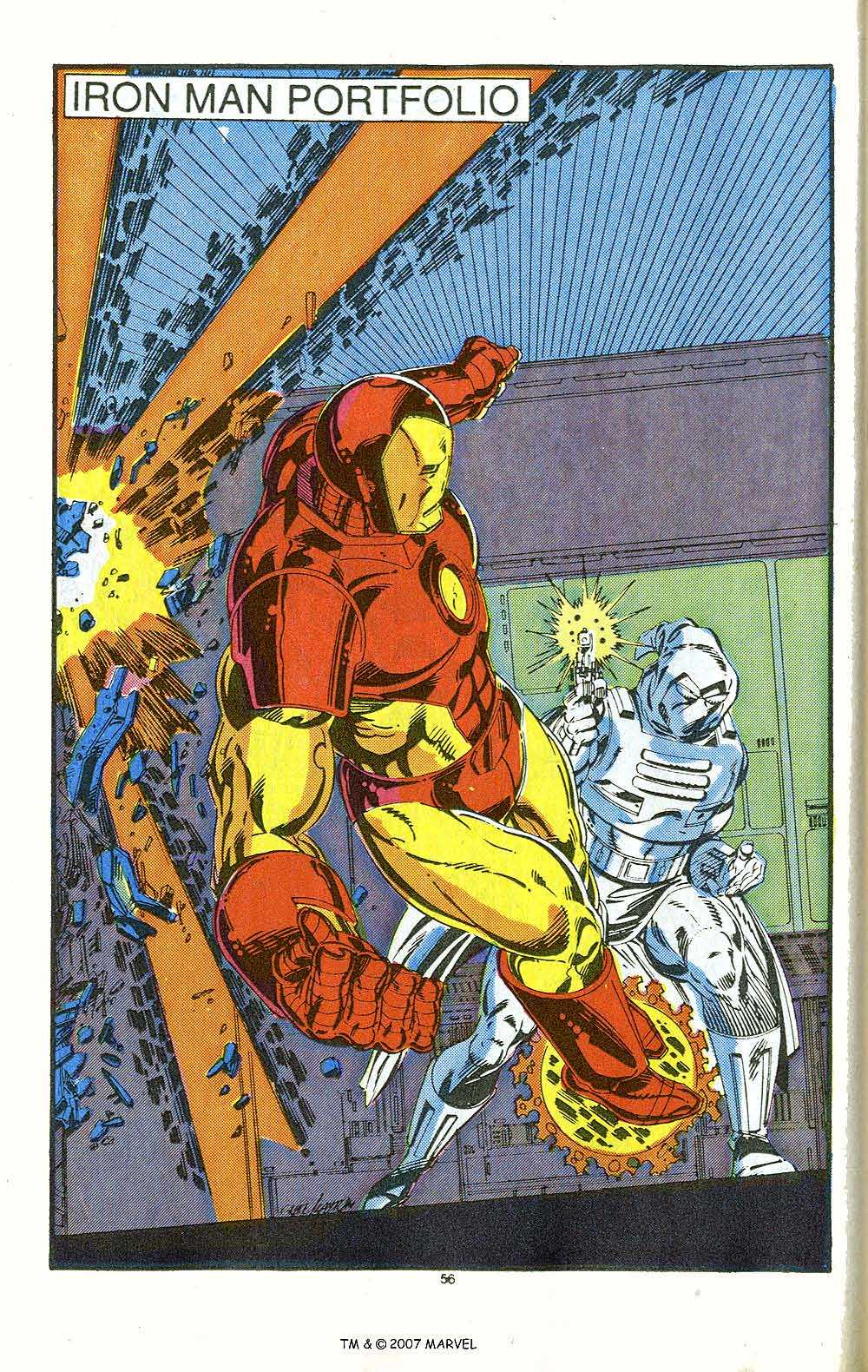 Iron Man Annual issue 10 - Page 58