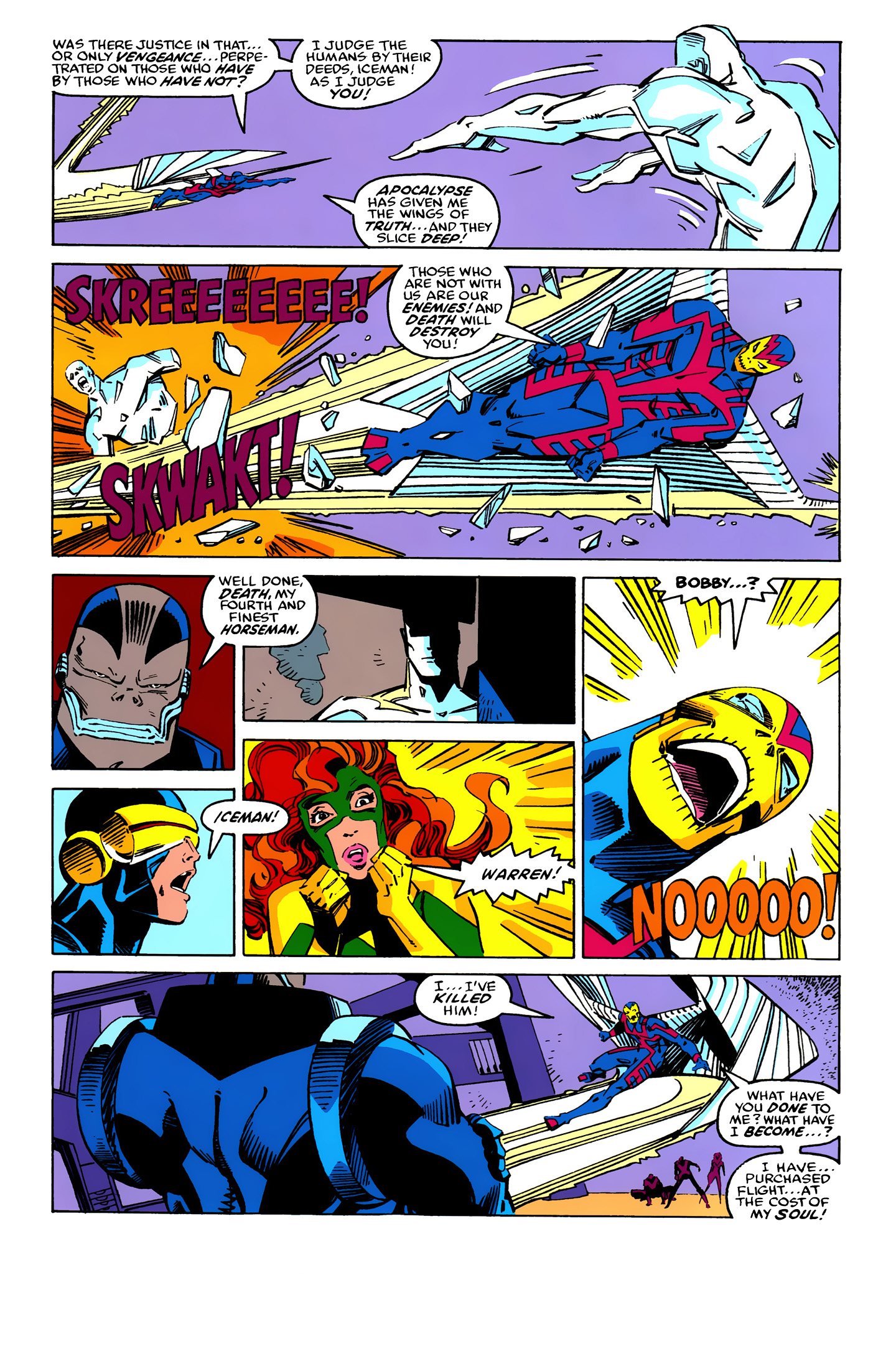 Read online X-Factor (1986) comic -  Issue #25 - 31