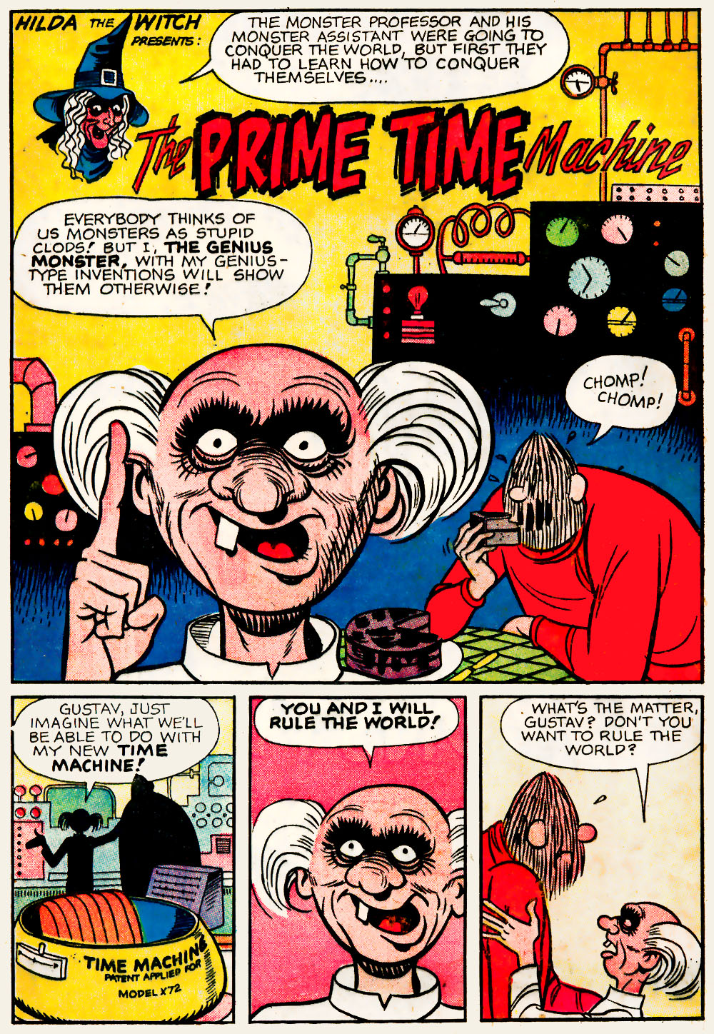 Archie's Madhouse issue 20 - Page 4