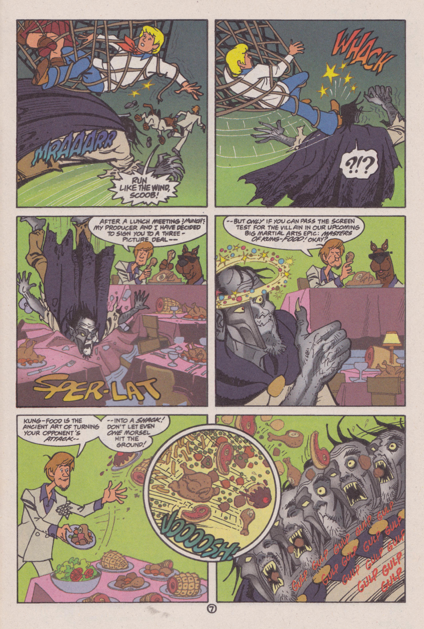 Read online Scooby-Doo (1997) comic -  Issue #8 - 22