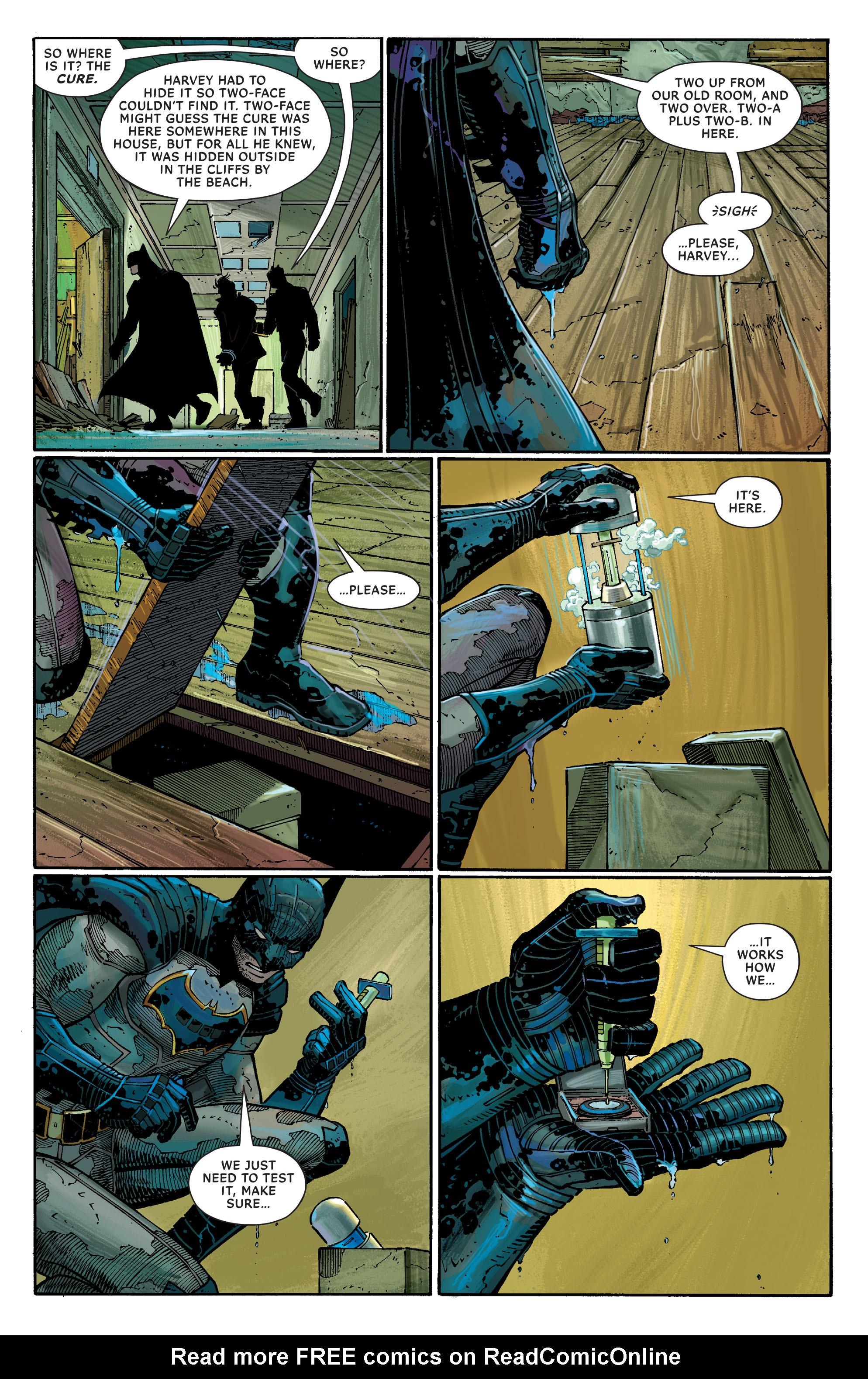 Read online All-Star Batman comic -  Issue #5 - 19