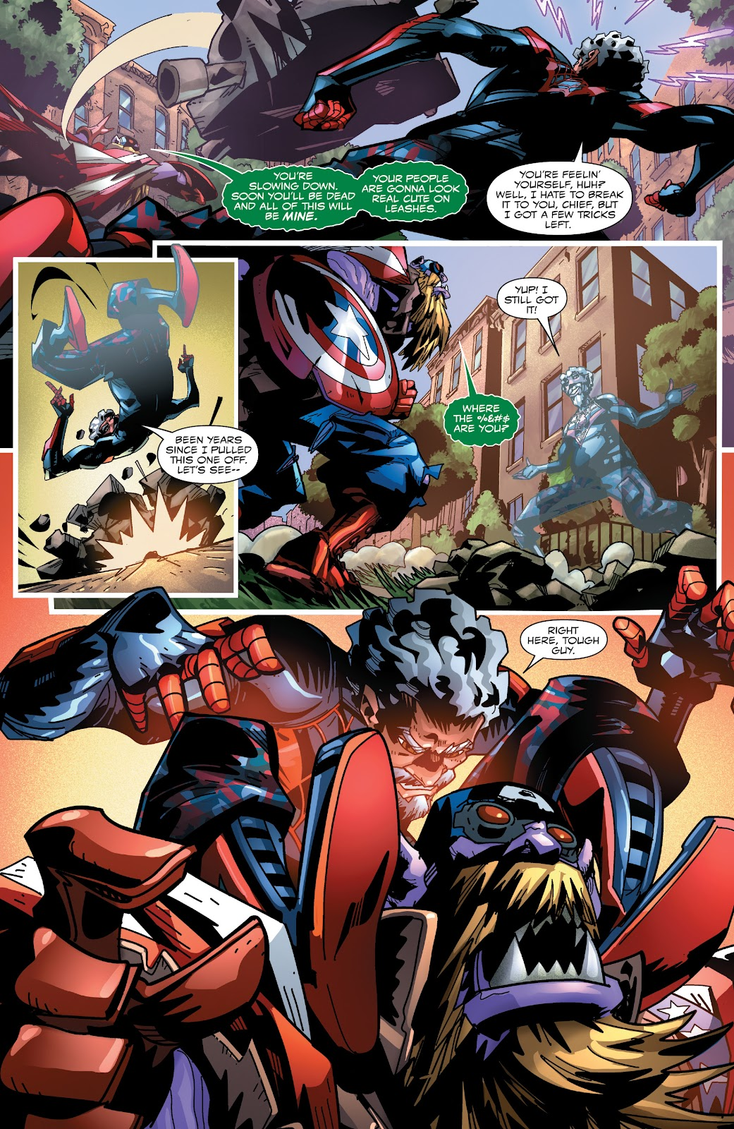 Read online Miles Morales: The End comic -  Issue # Full - 26