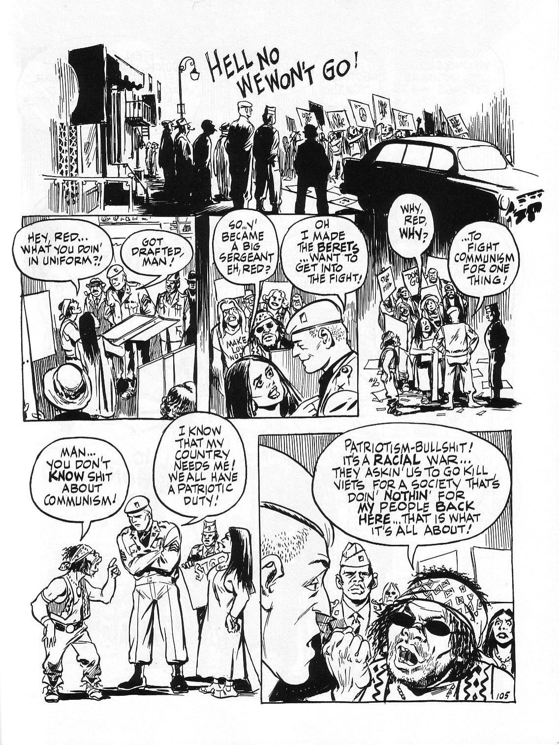 Read online Dropsie Avenue, The Neighborhood comic -  Issue # Full - 107