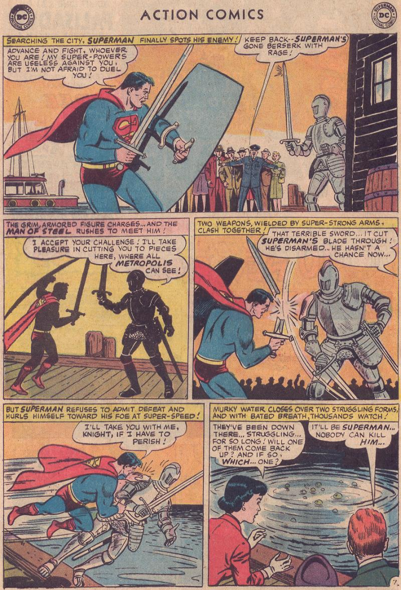 Read online Action Comics (1938) comic -  Issue #329 - 12