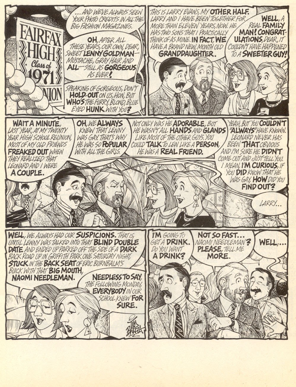 Gay Comix (Gay Comics) issue _Special_1 - Page 41