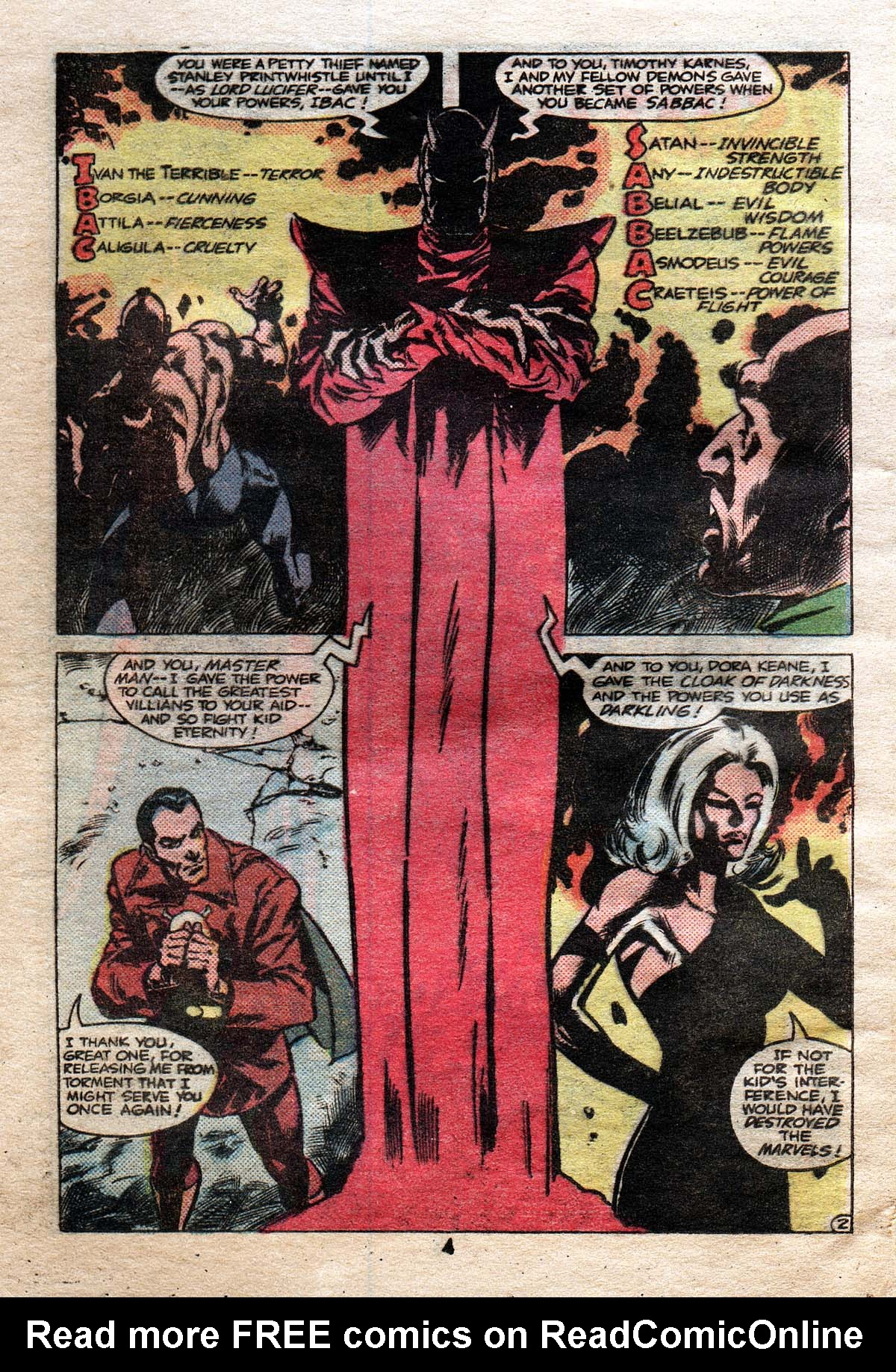 Read online Adventure Comics (1938) comic -  Issue #491 - 4