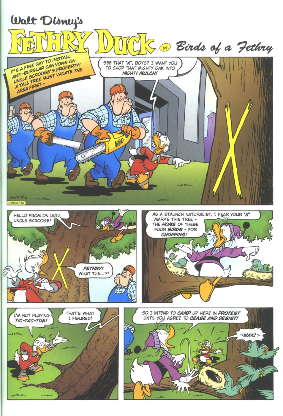 Read online Uncle Scrooge (1953) comic -  Issue #338 - 25