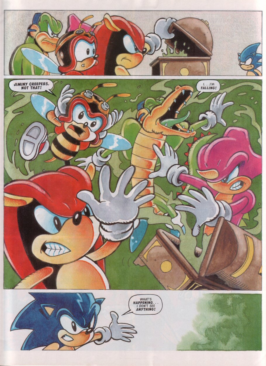 Read online Sonic the Comic comic -  Issue #88 - 5