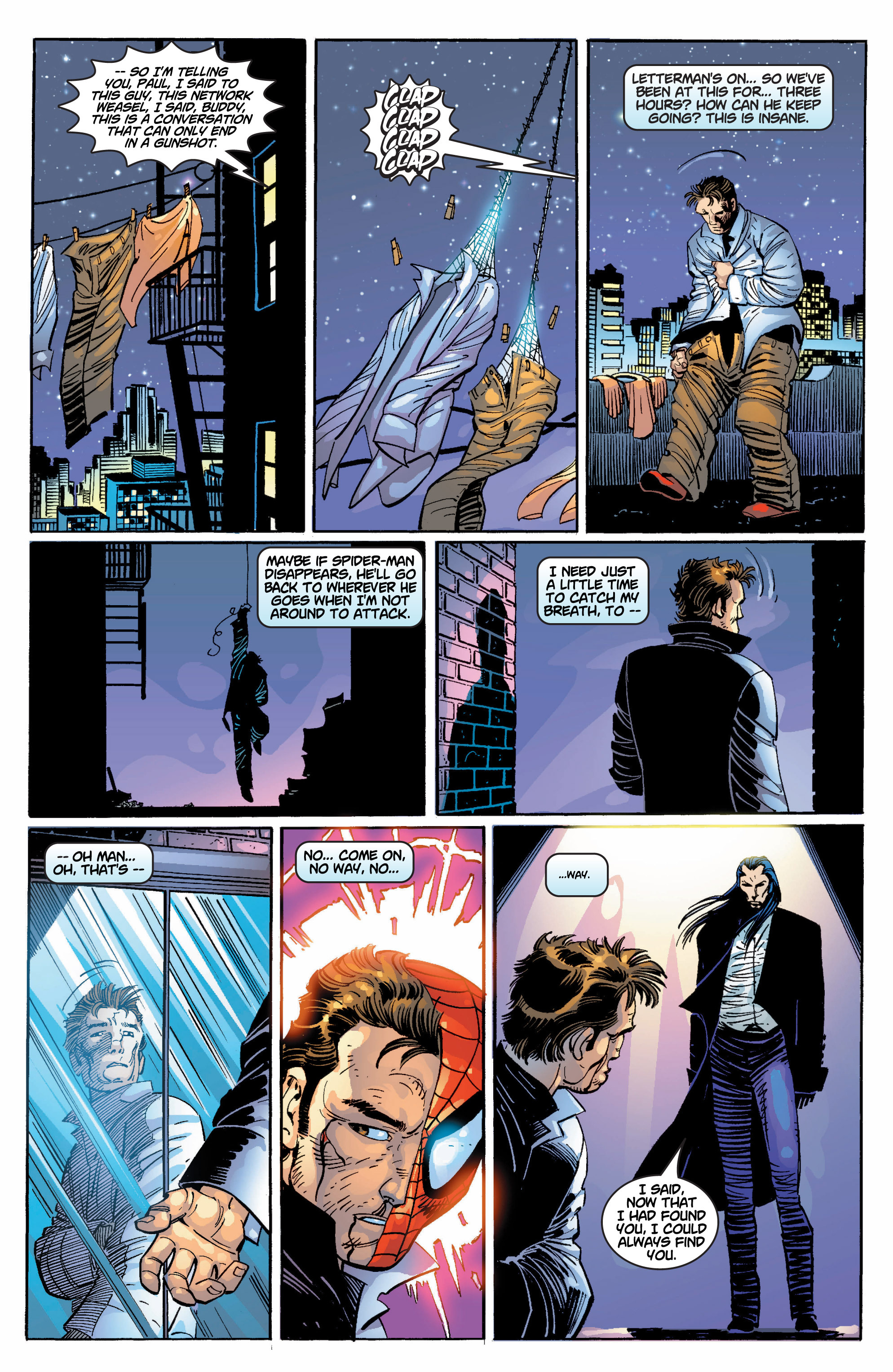 The Amazing Spider-Man (1999) 33 Page 15