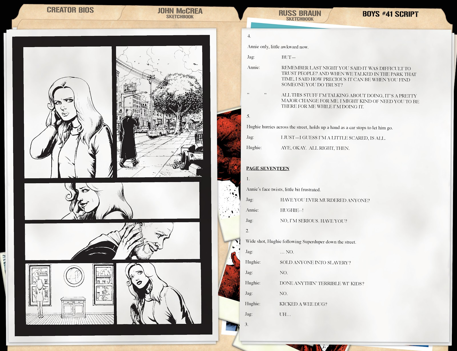 Read online The Boys Omnibus comic -  Issue # TPB 4 (Part 4) - 63