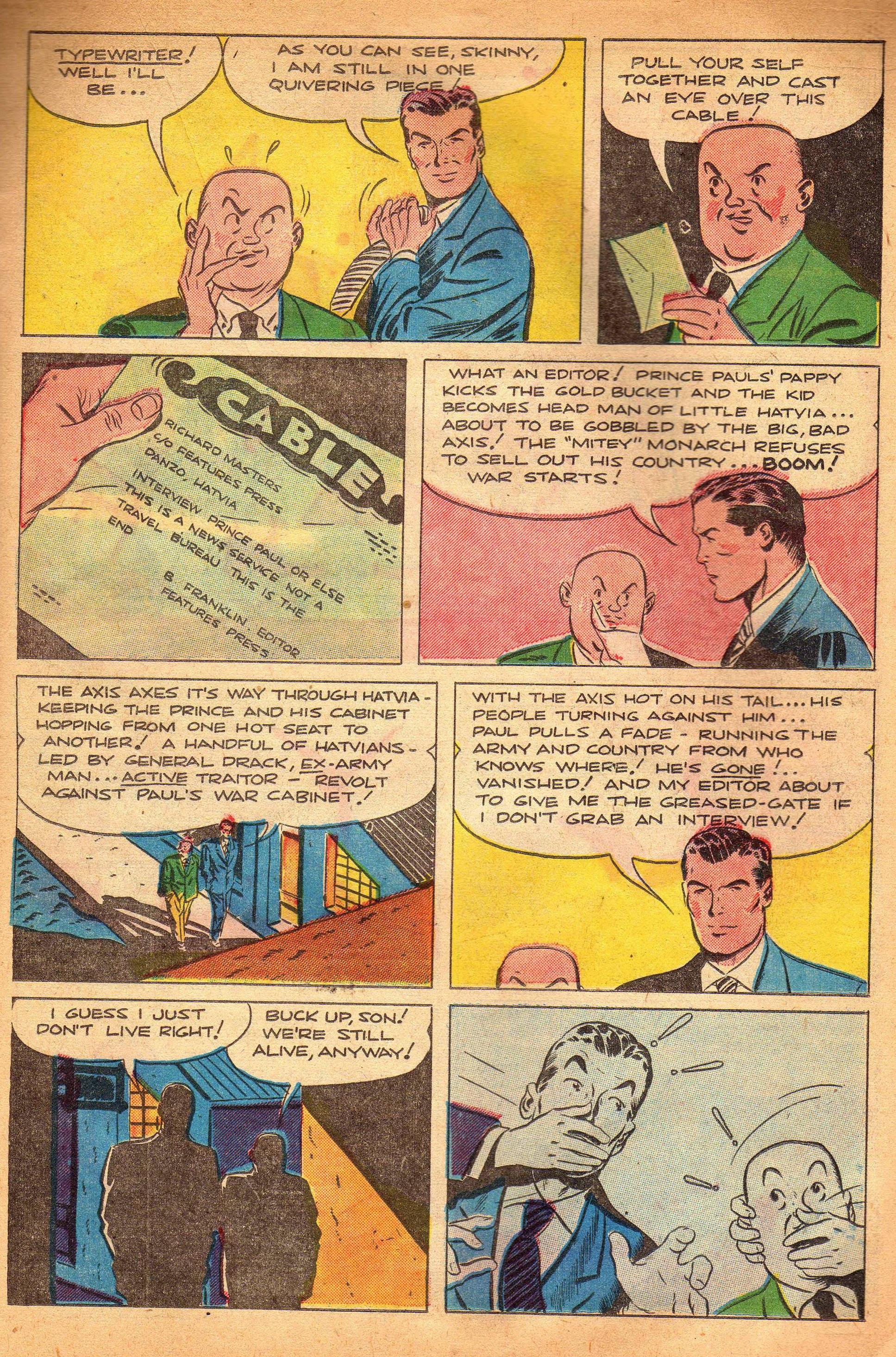 Bang-Up Comics issue 1 - Page 52
