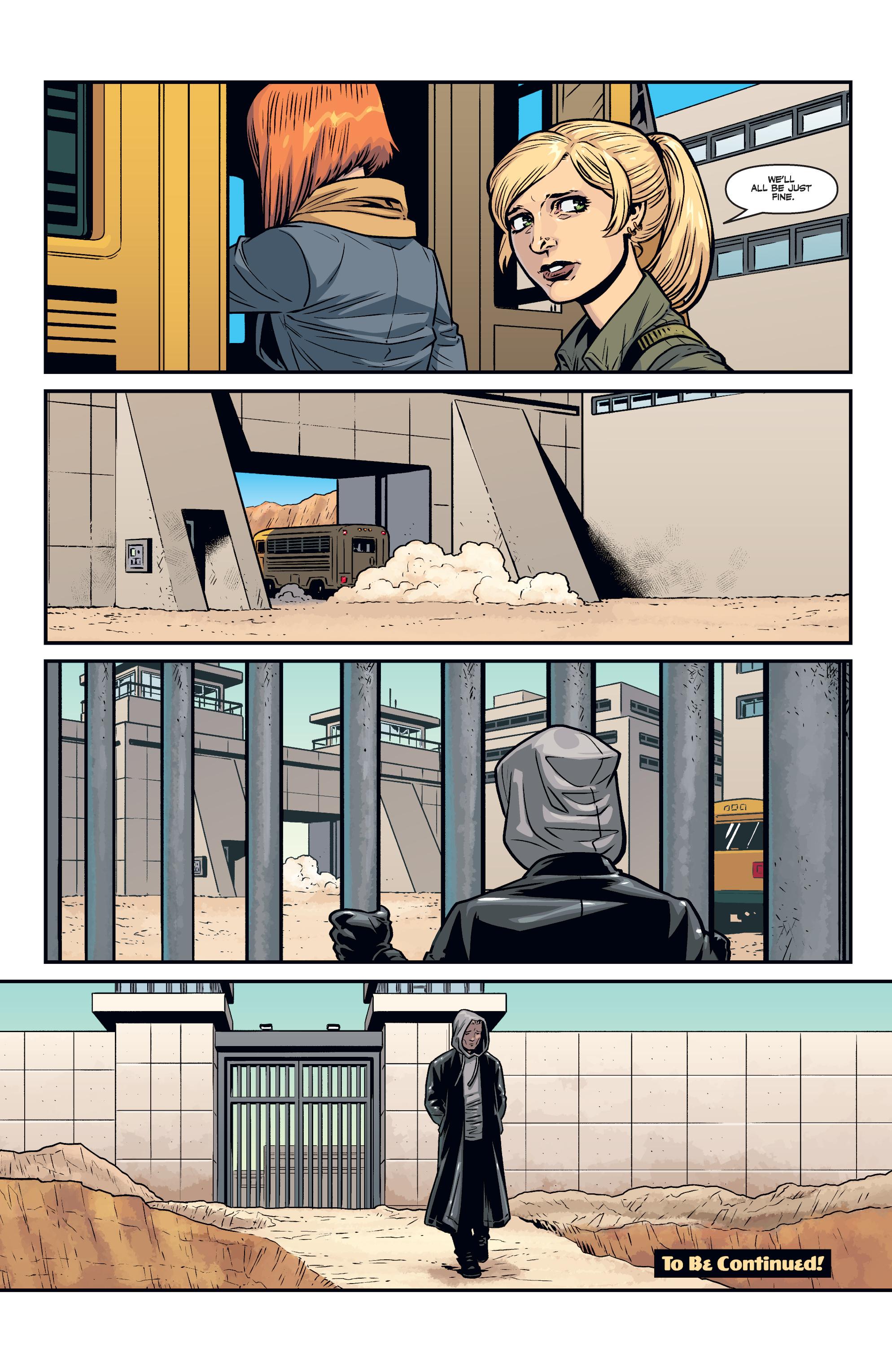 Read online Buffy the Vampire Slayer Season 11 comic -  Issue #7 - 25