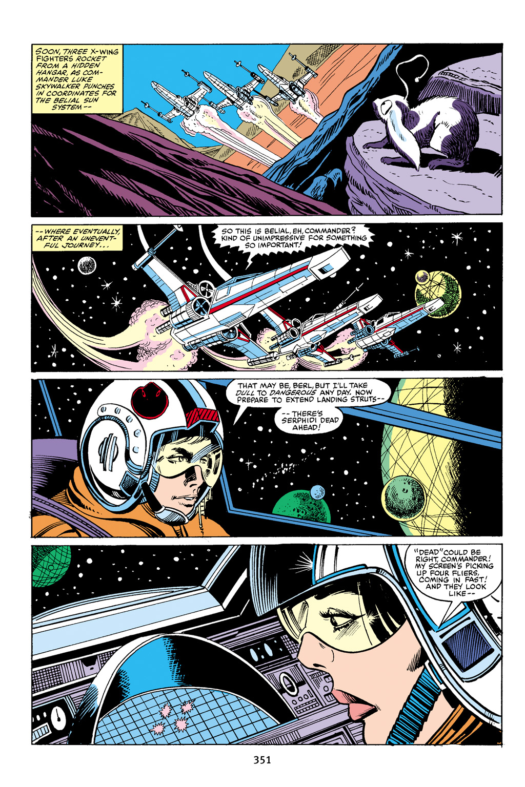 Read online Star Wars Omnibus comic -  Issue # Vol. 16 - 344