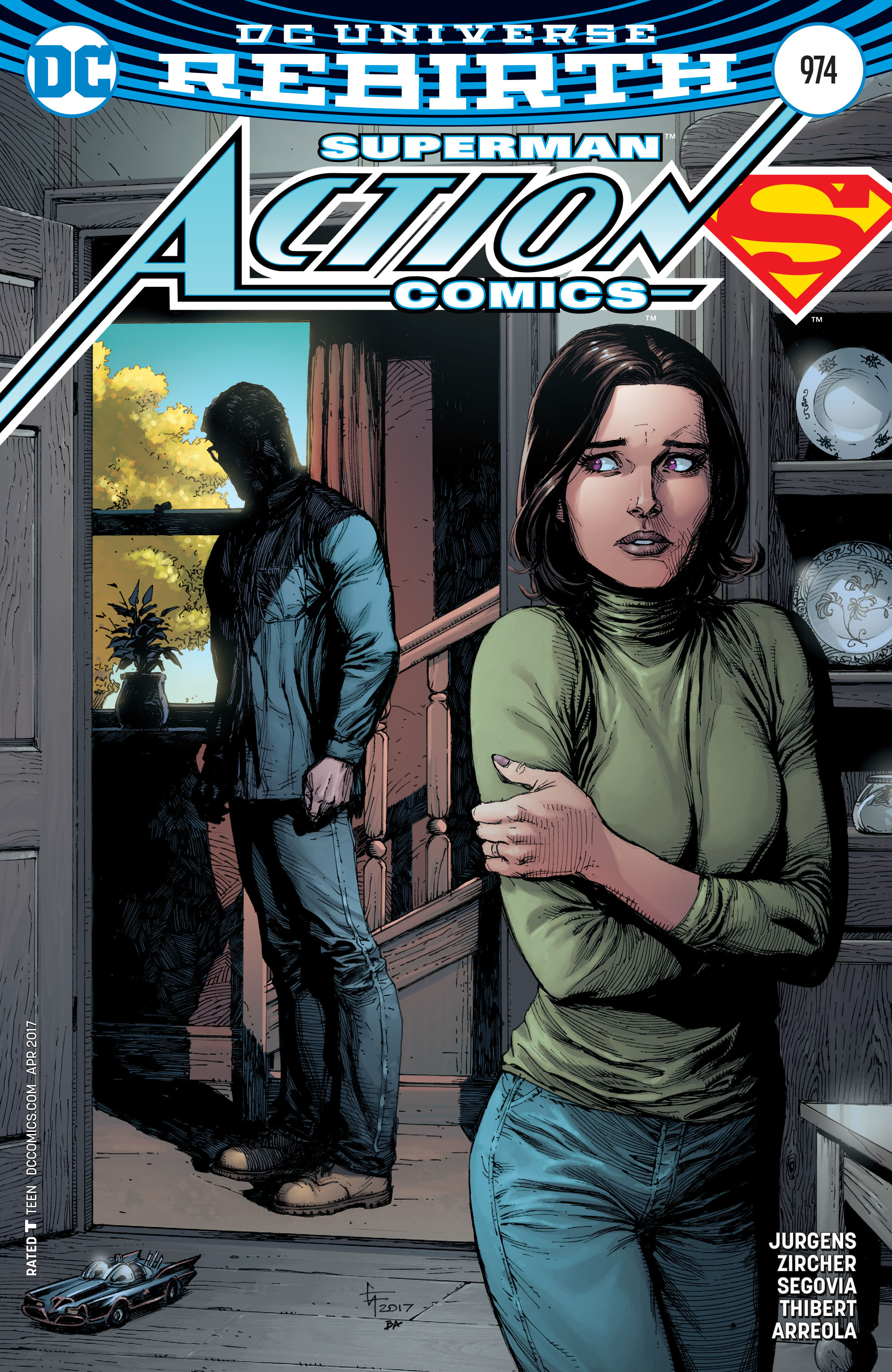 Read online Action Comics (2016) comic -  Issue #974 - 3
