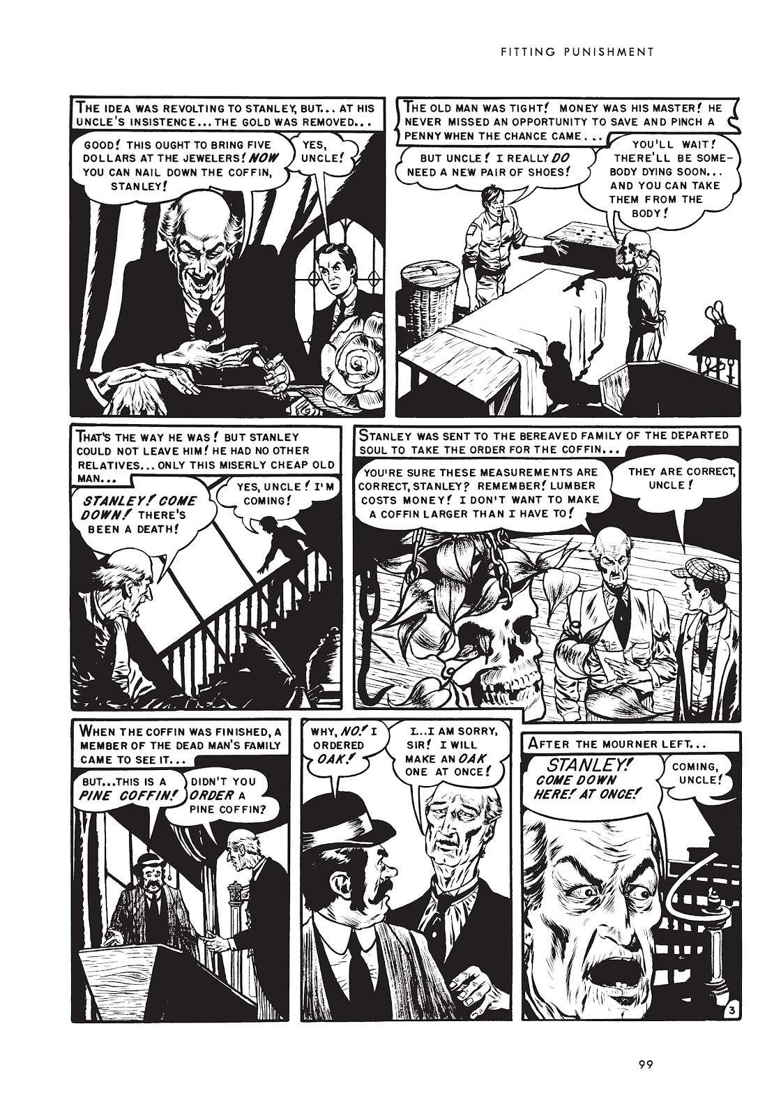 Read online Doctor of Horror and Other Stories comic -  Issue # TPB (Part 2) - 15