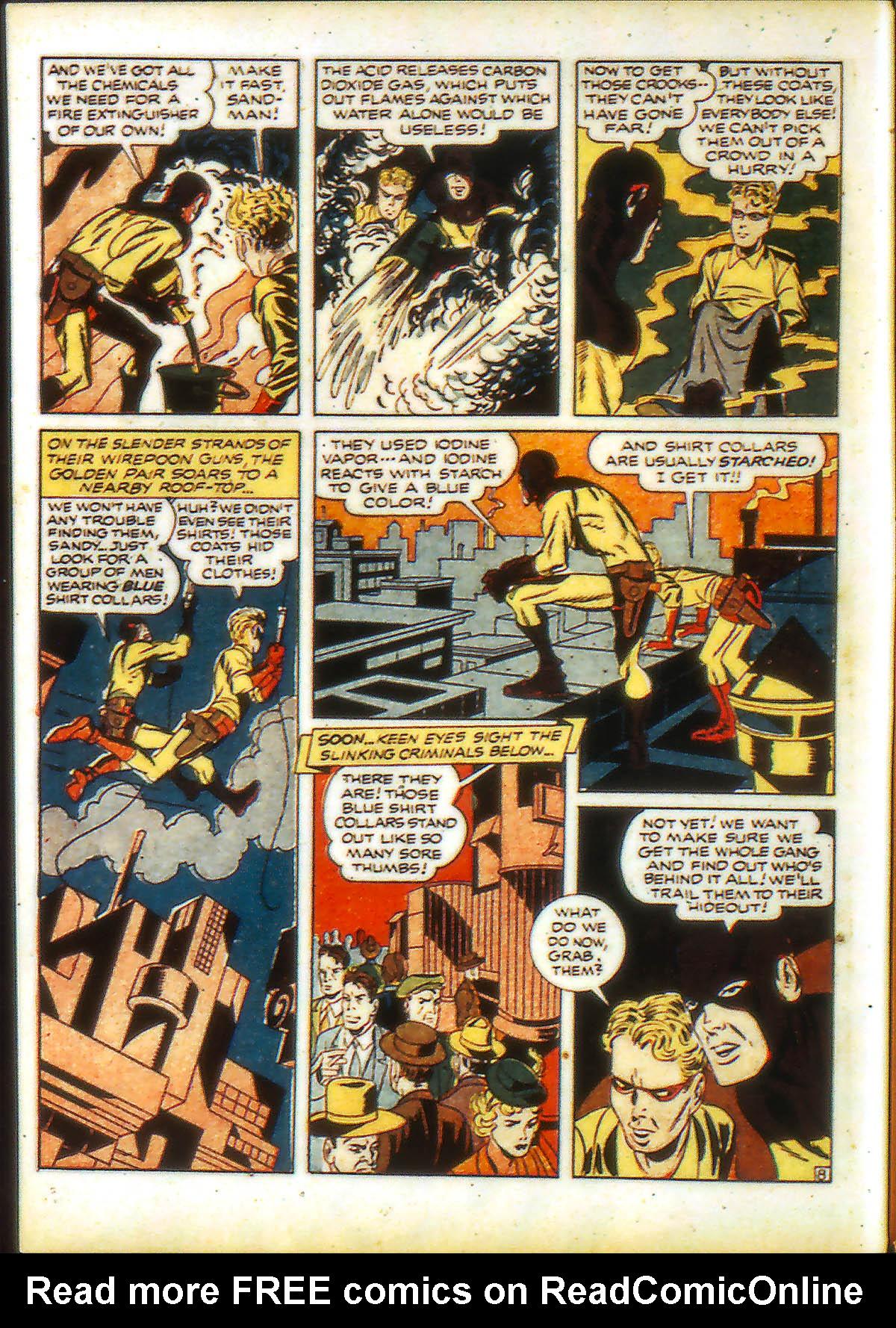 Read online Adventure Comics (1938) comic -  Issue #89 - 10
