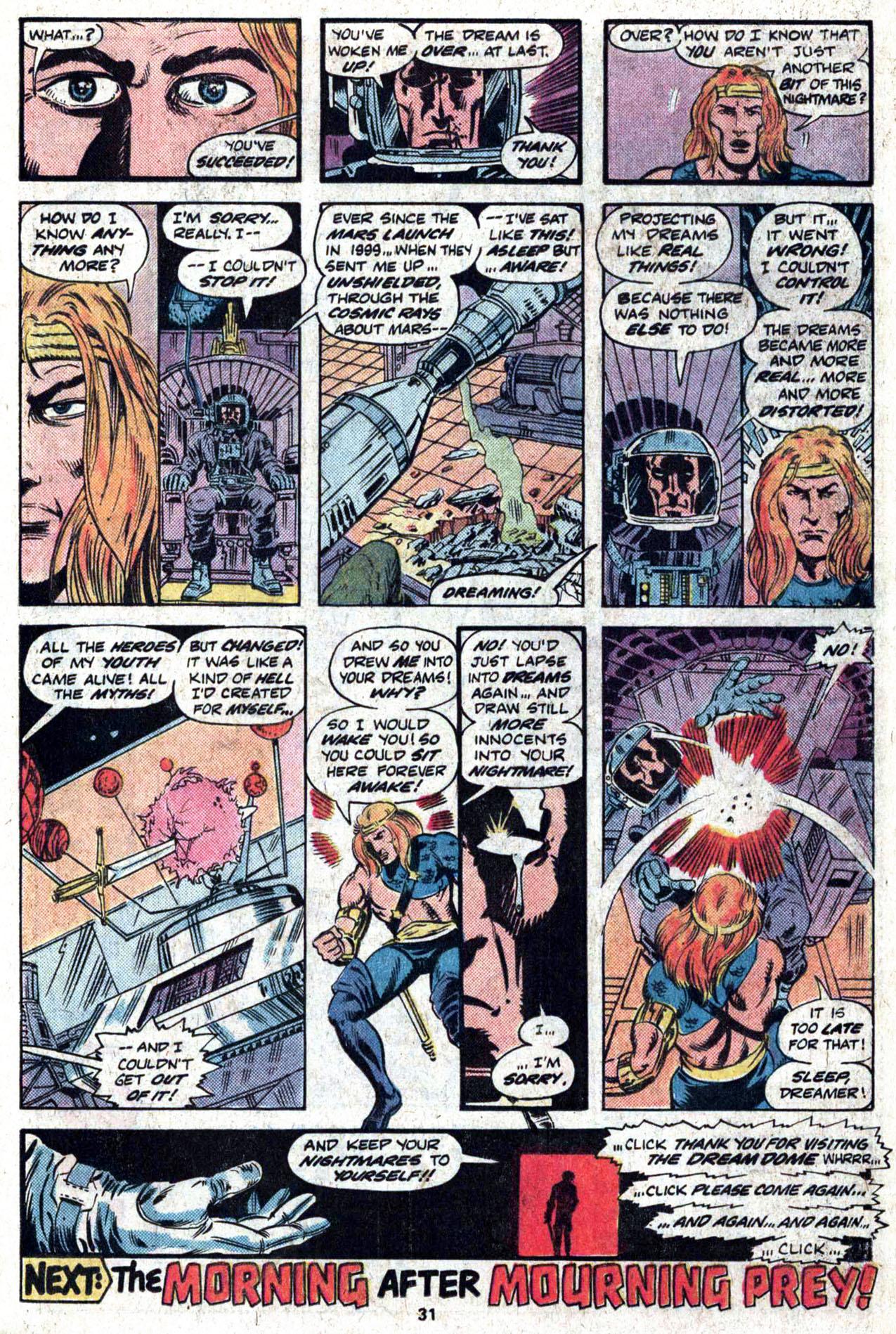 Read online Amazing Adventures (1970) comic -  Issue #38 - 33