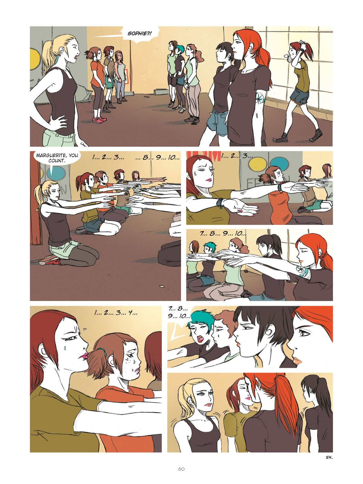 Read online Diary of A Femen comic -  Issue # TPB - 62