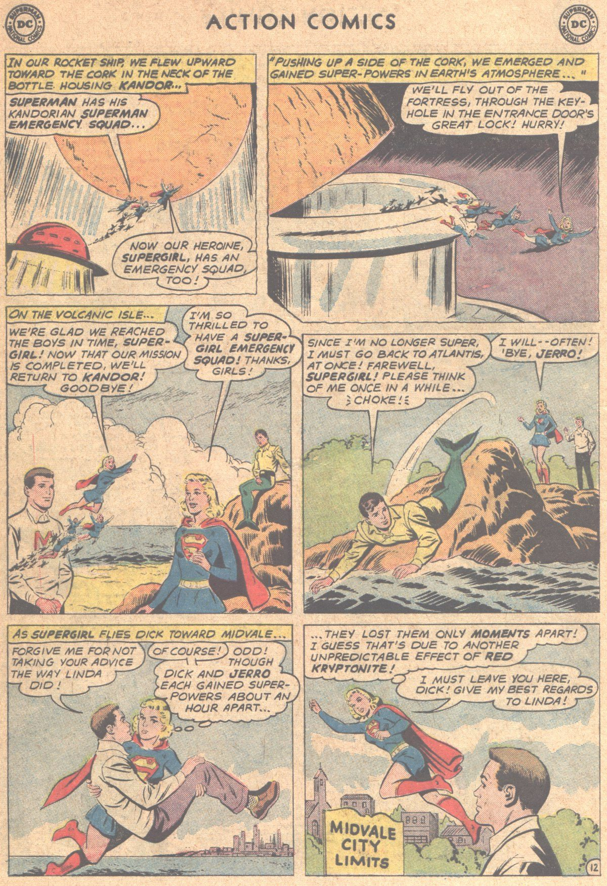 Read online Action Comics (1938) comic -  Issue #290 - 30