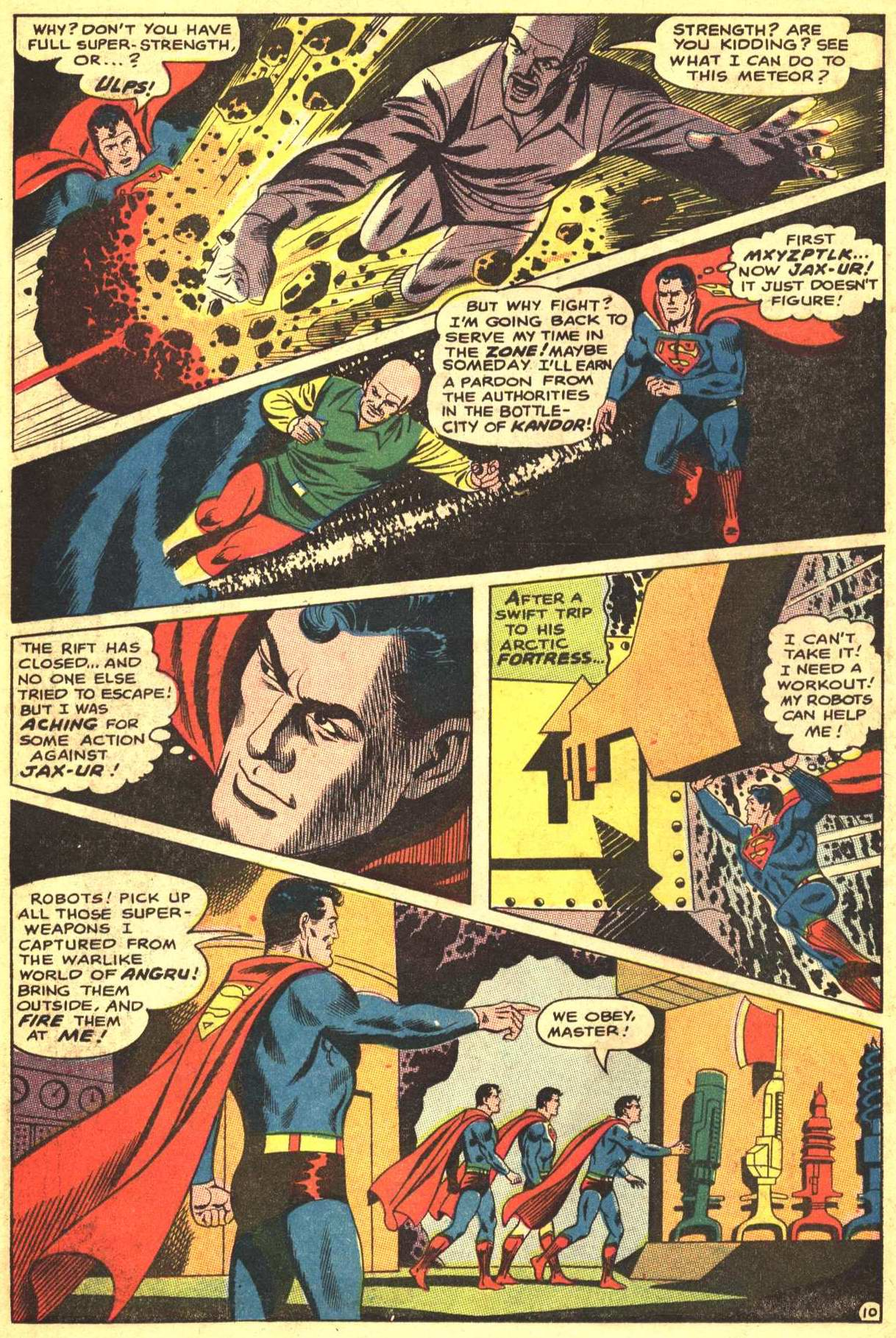 Read online Action Comics (1938) comic -  Issue #368 - 11