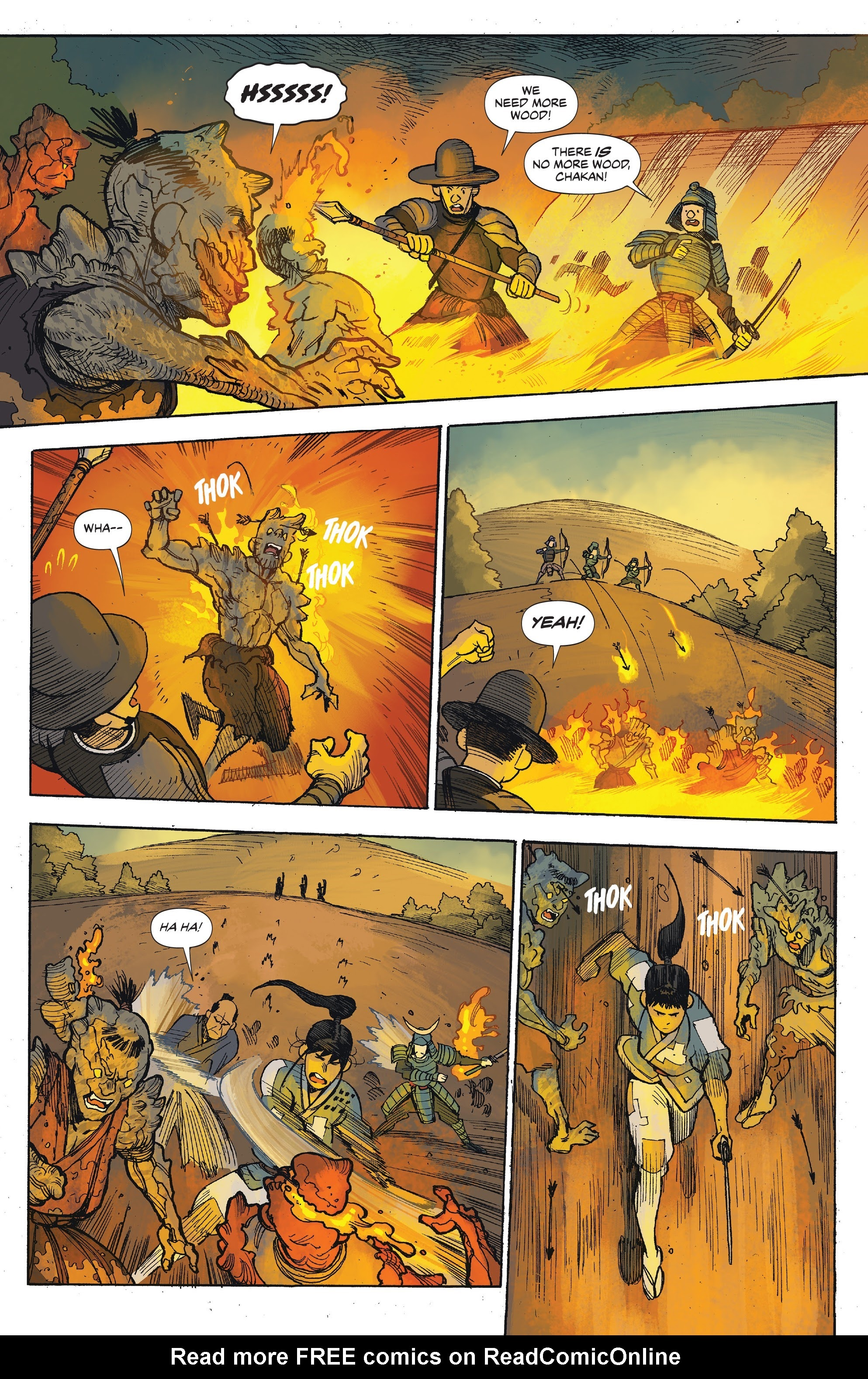 Read online Ronin Island comic -  Issue #3 - 18