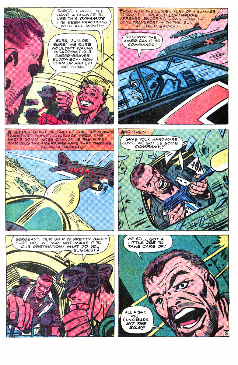 Read online Sgt. Fury comic -  Issue #167 - 9