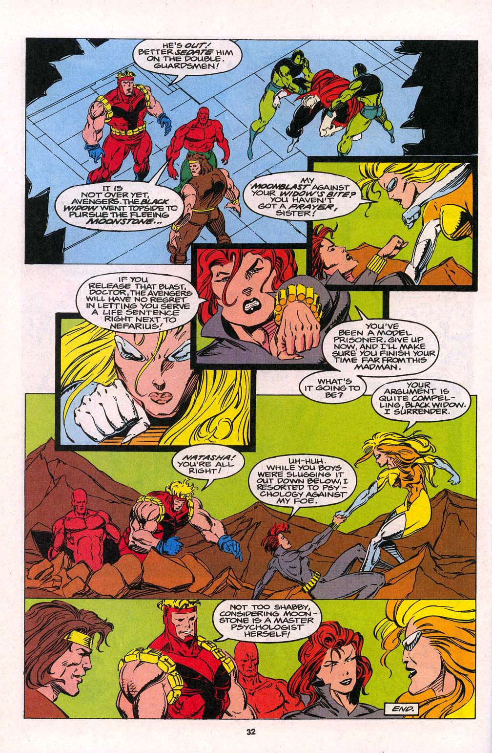 Avengers Unplugged issue 1 - Page 24