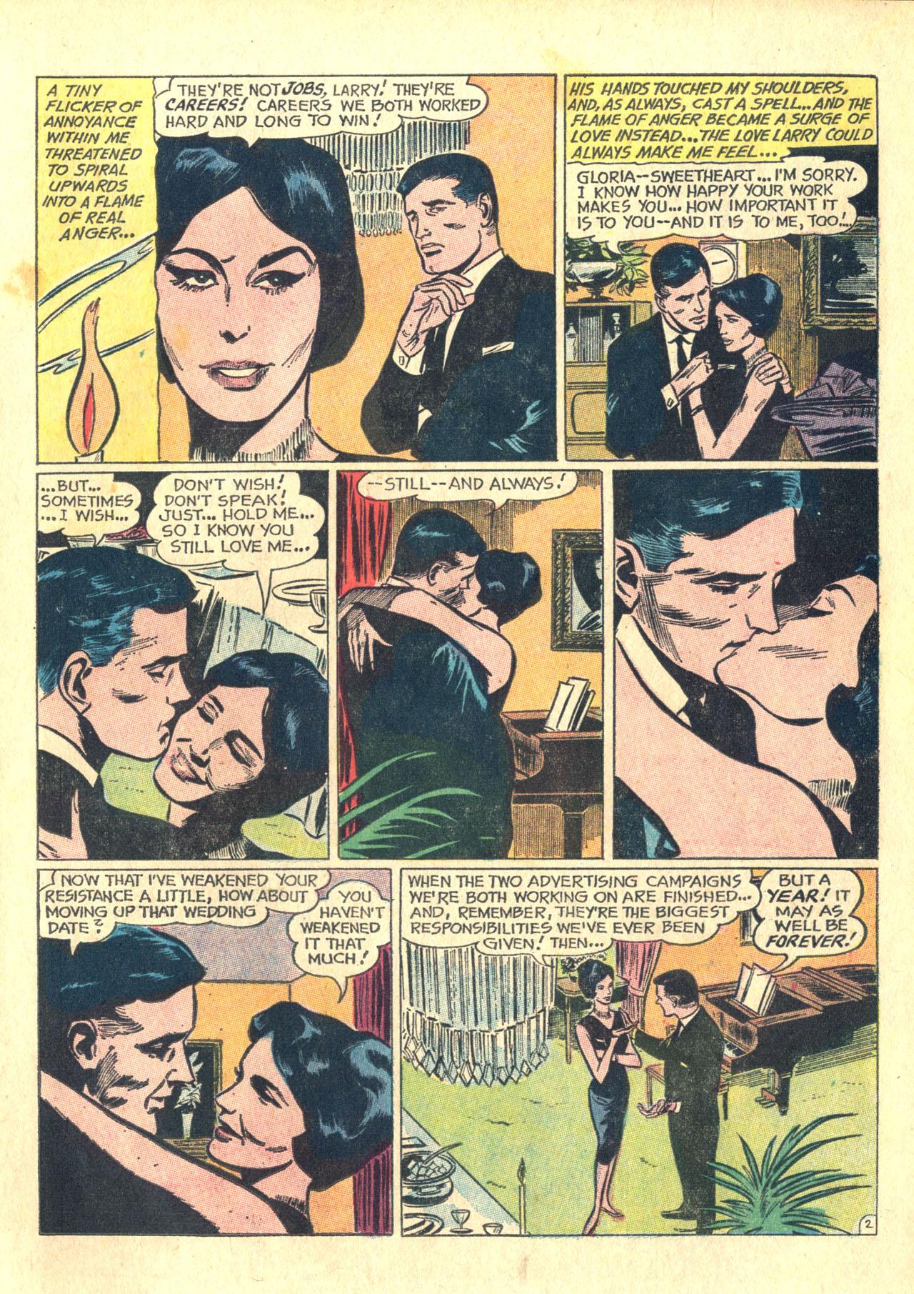 Read online Secret Hearts comic -  Issue #116 - 11