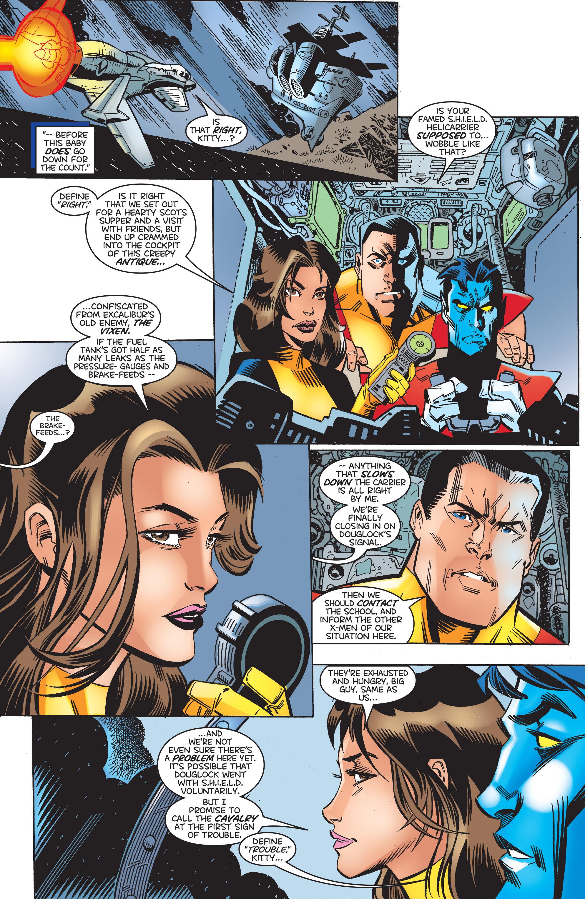 X-Men (1991) 91 Page 17