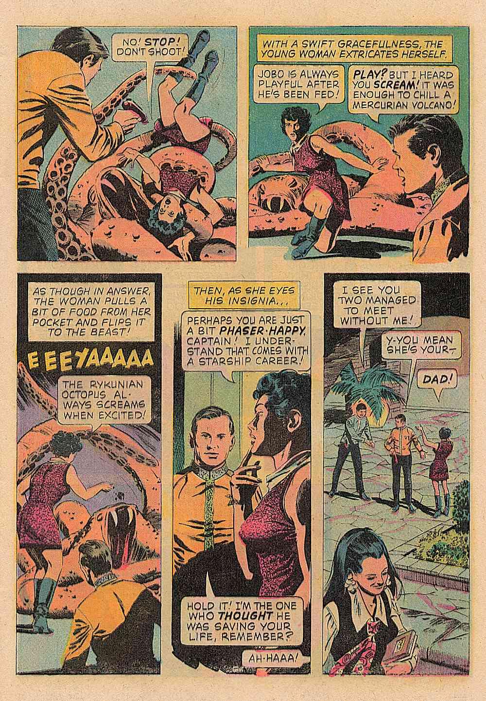 Star Trek (1967) issue 40 - Page 9