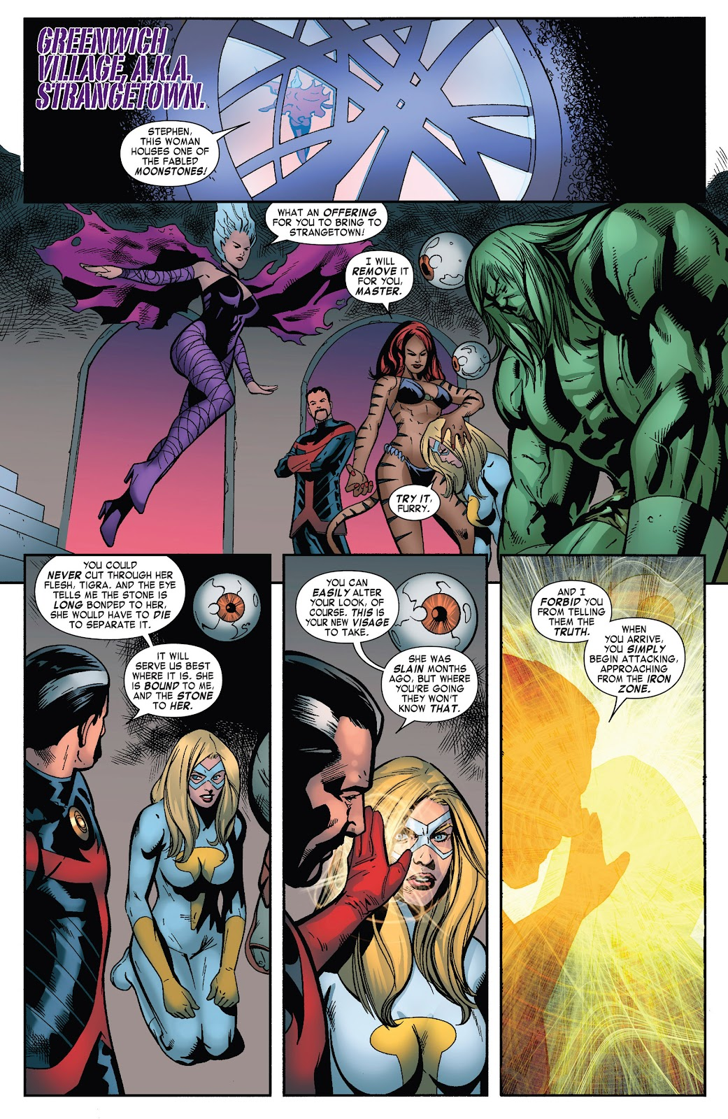 Dark Avengers (2012) Issue #185 #11 - English 5