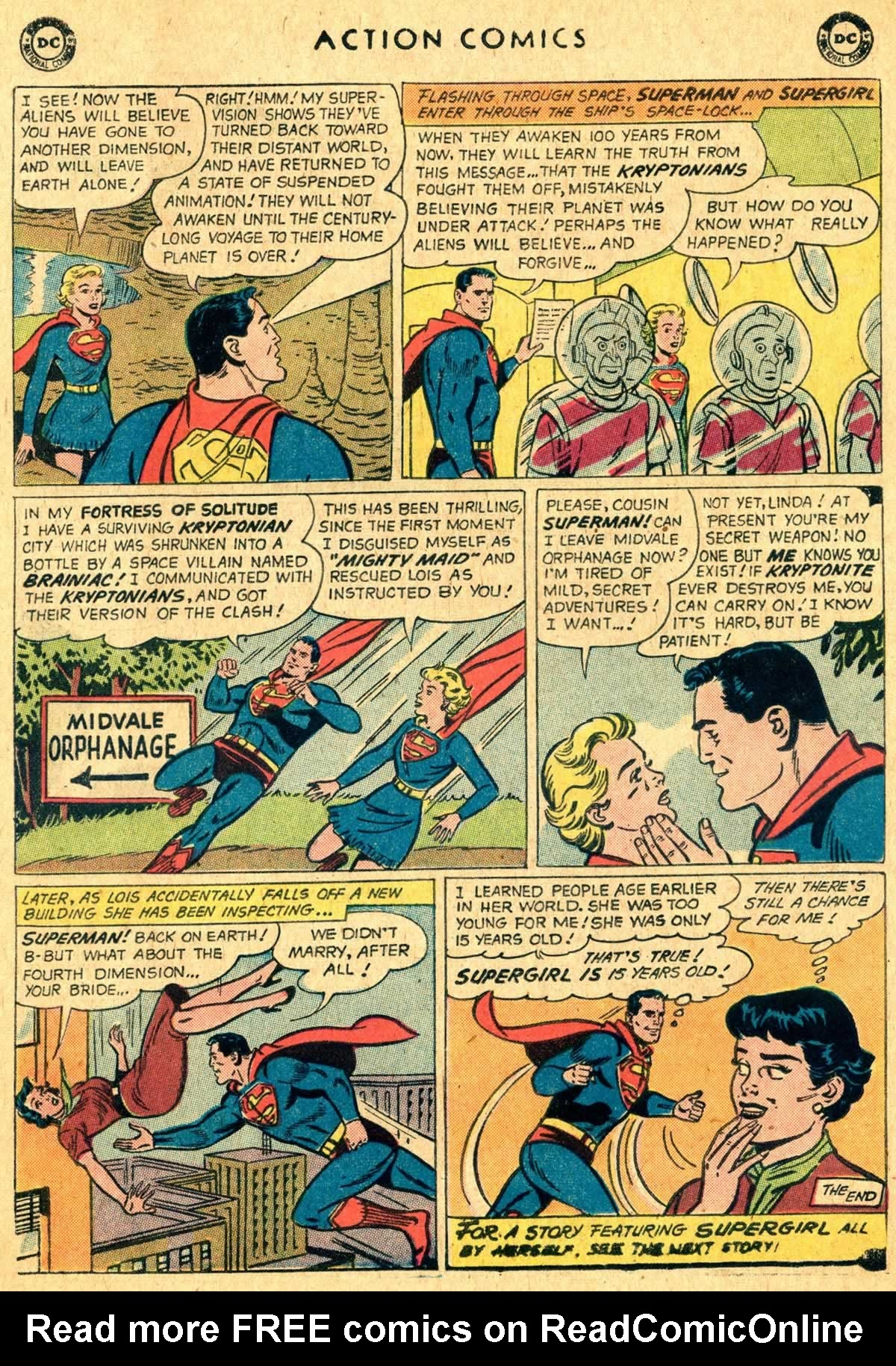 Action Comics (1938) 260 Page 12