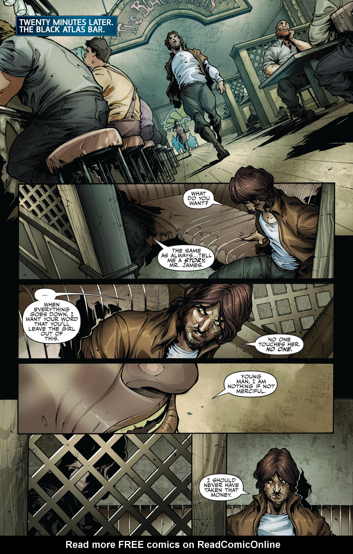 Read online Secret Warriors comic -  Issue #16 - 23