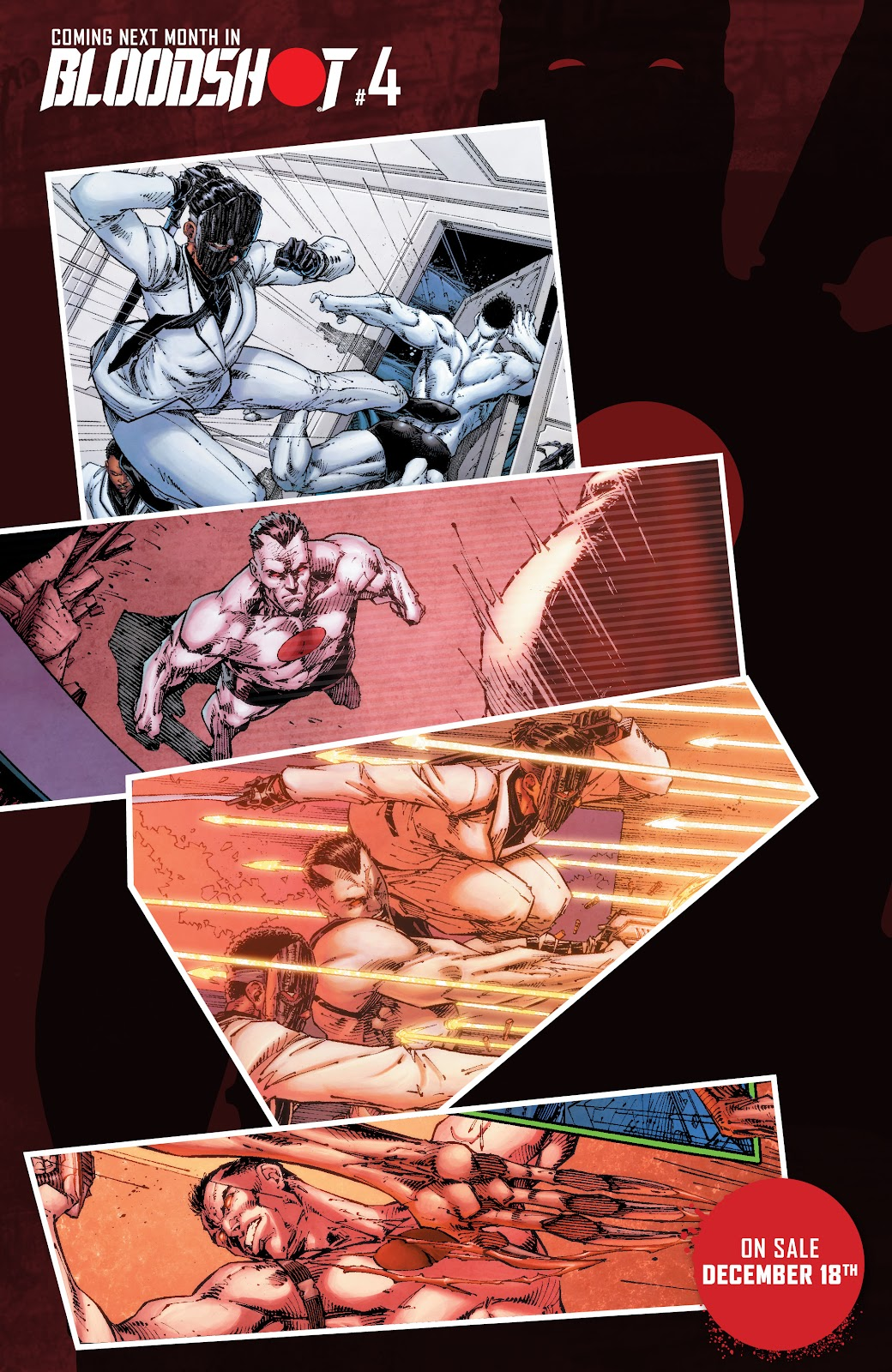 Read online Bloodshot (2019) comic -  Issue #3 - 23