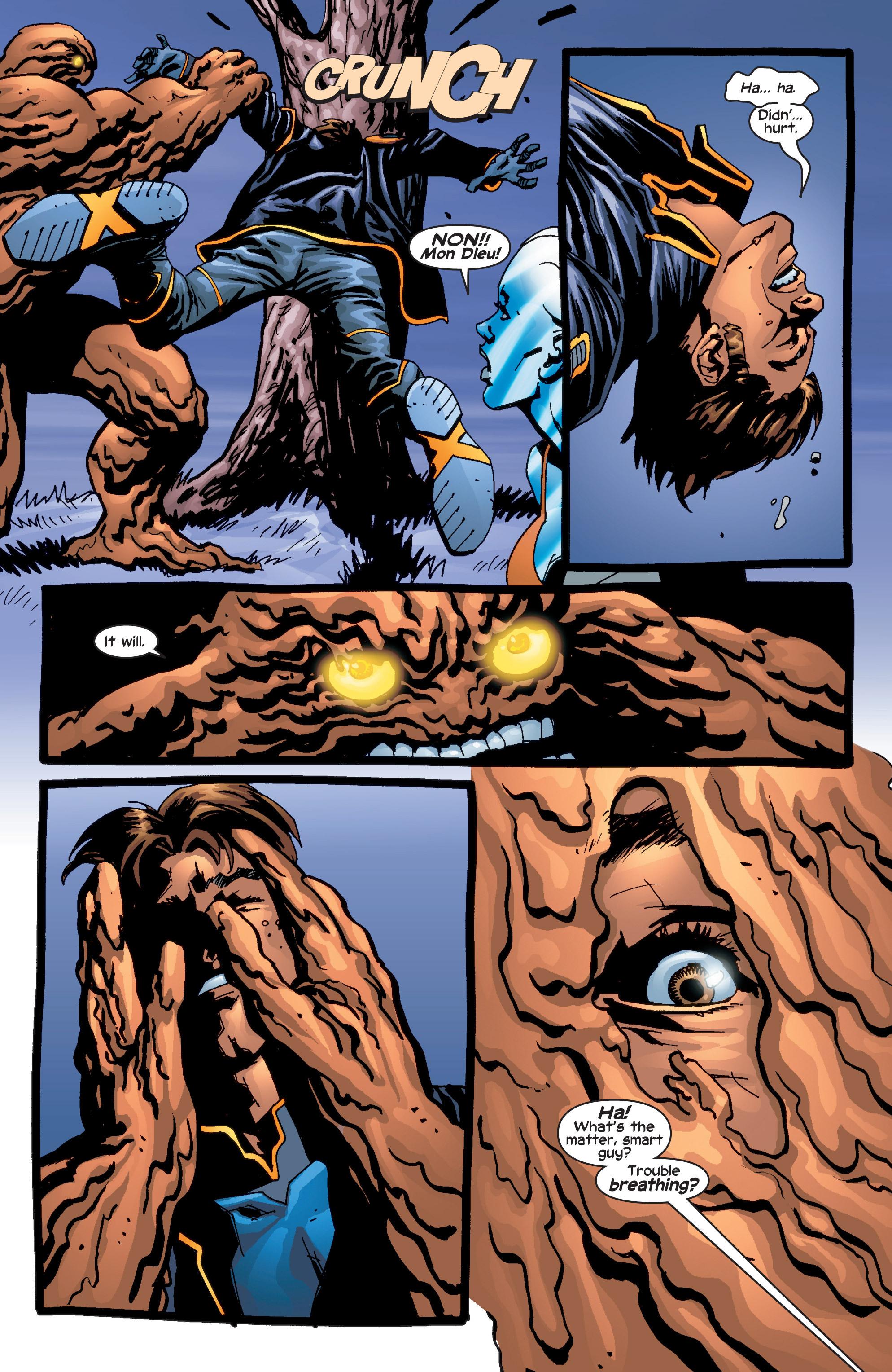 Read online Uncanny X-Men (1963) comic -  Issue #415 - 19