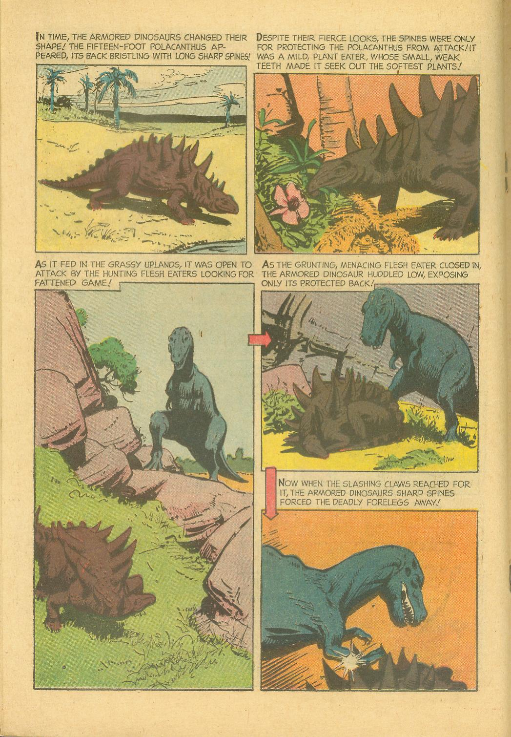 Read online Turok, Son of Stone comic -  Issue #28 - 18