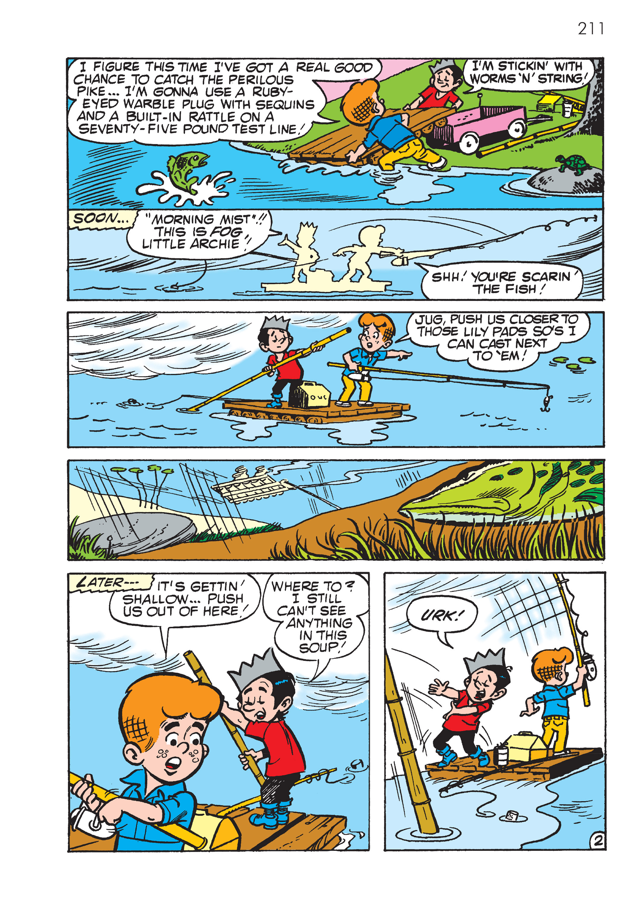 Read online The Best of Archie Comics comic -  Issue # TPB 4 (Part 2) - 1